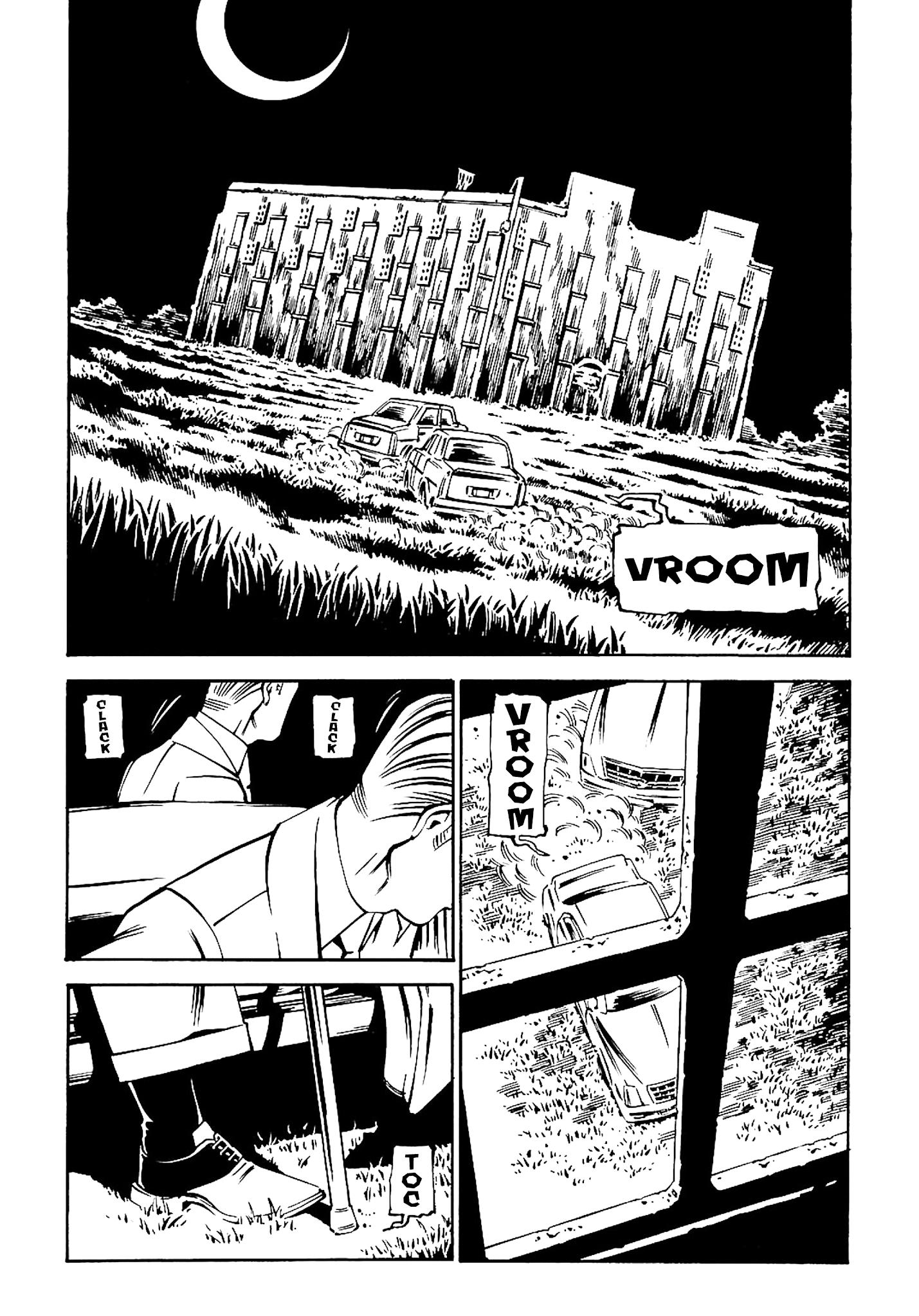 Deathco Chapter 11: The Playground (1) page 22 - Mangakakalots.com