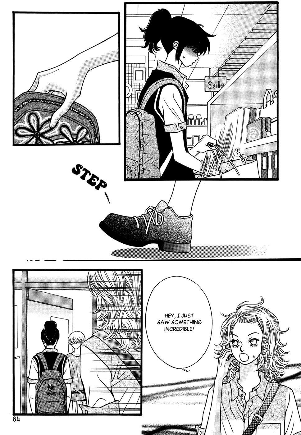 Lover Discovery Chapter 20 page 31 - Mangakakalots.com