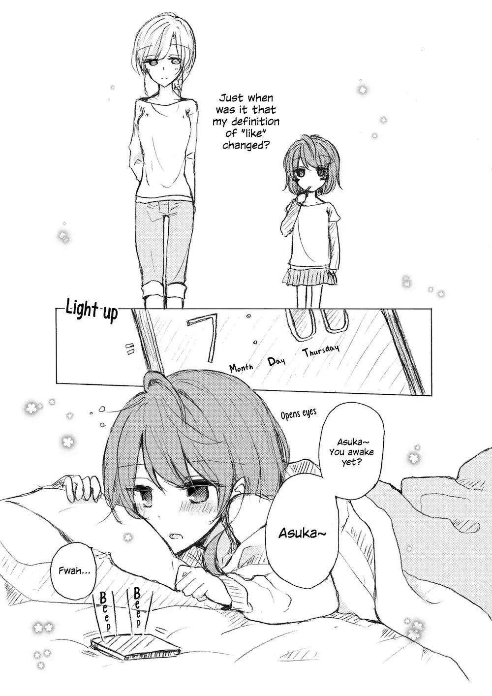 1 X ½ Chapter 3 page 2 - Mangakakalots.com