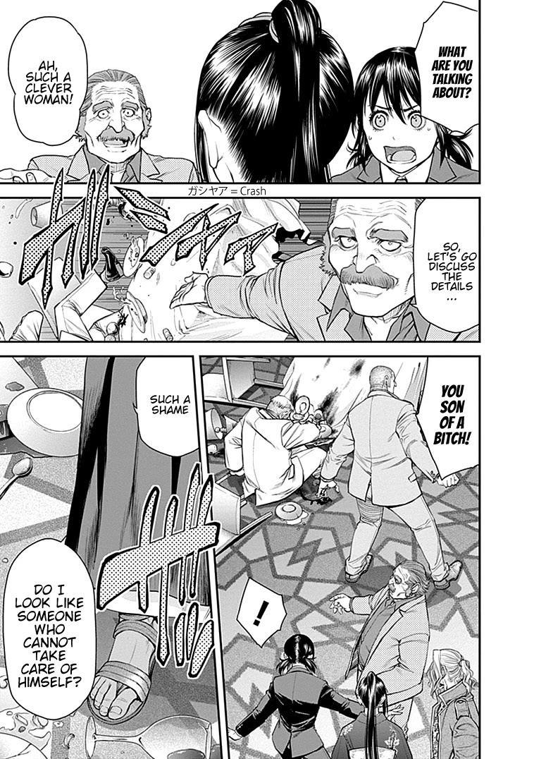 Ex-Arm Chapter 38: Duelist page 6 - Mangakakalots.com