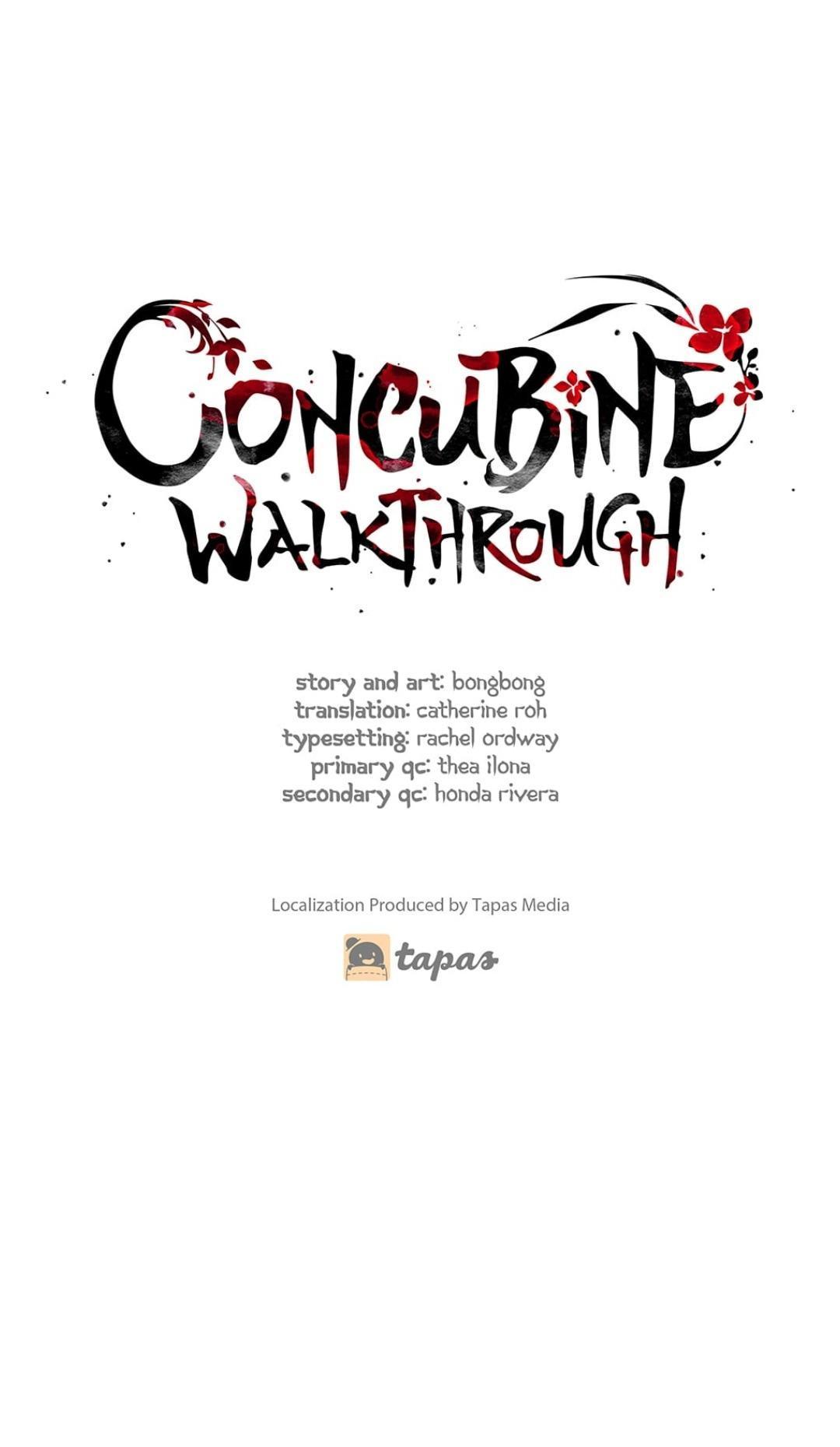 Concubine Walkthrough Chapter 30 page 14 - Mangakakalots.com