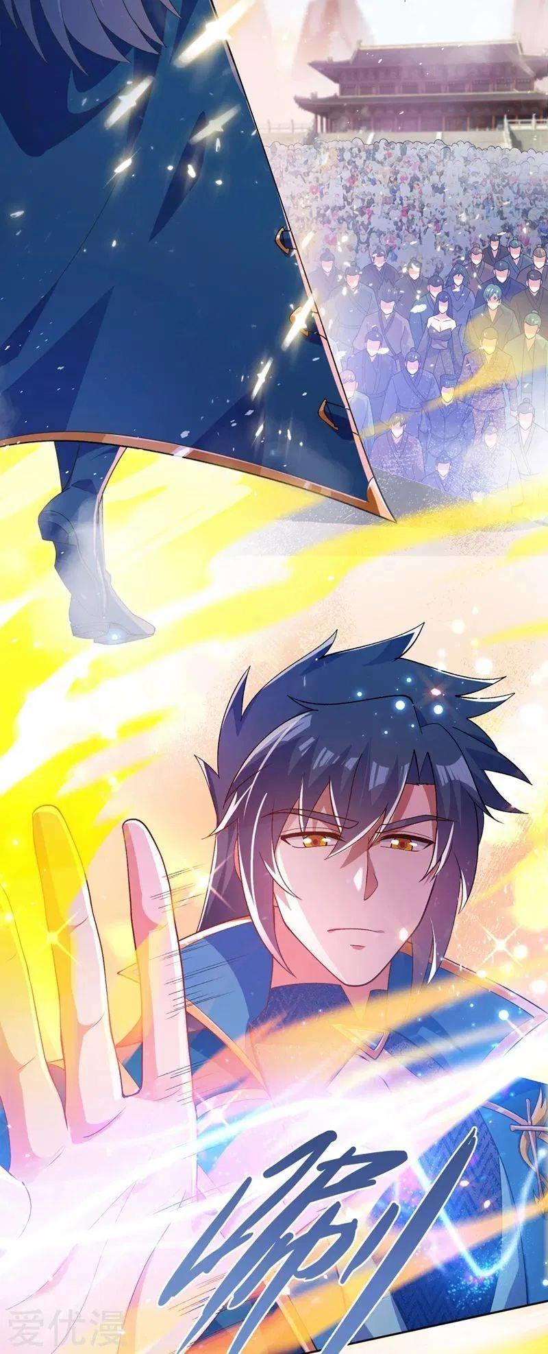Spirit Sword Sovereign Chapter 375 page 9 - Mangakakalots.com