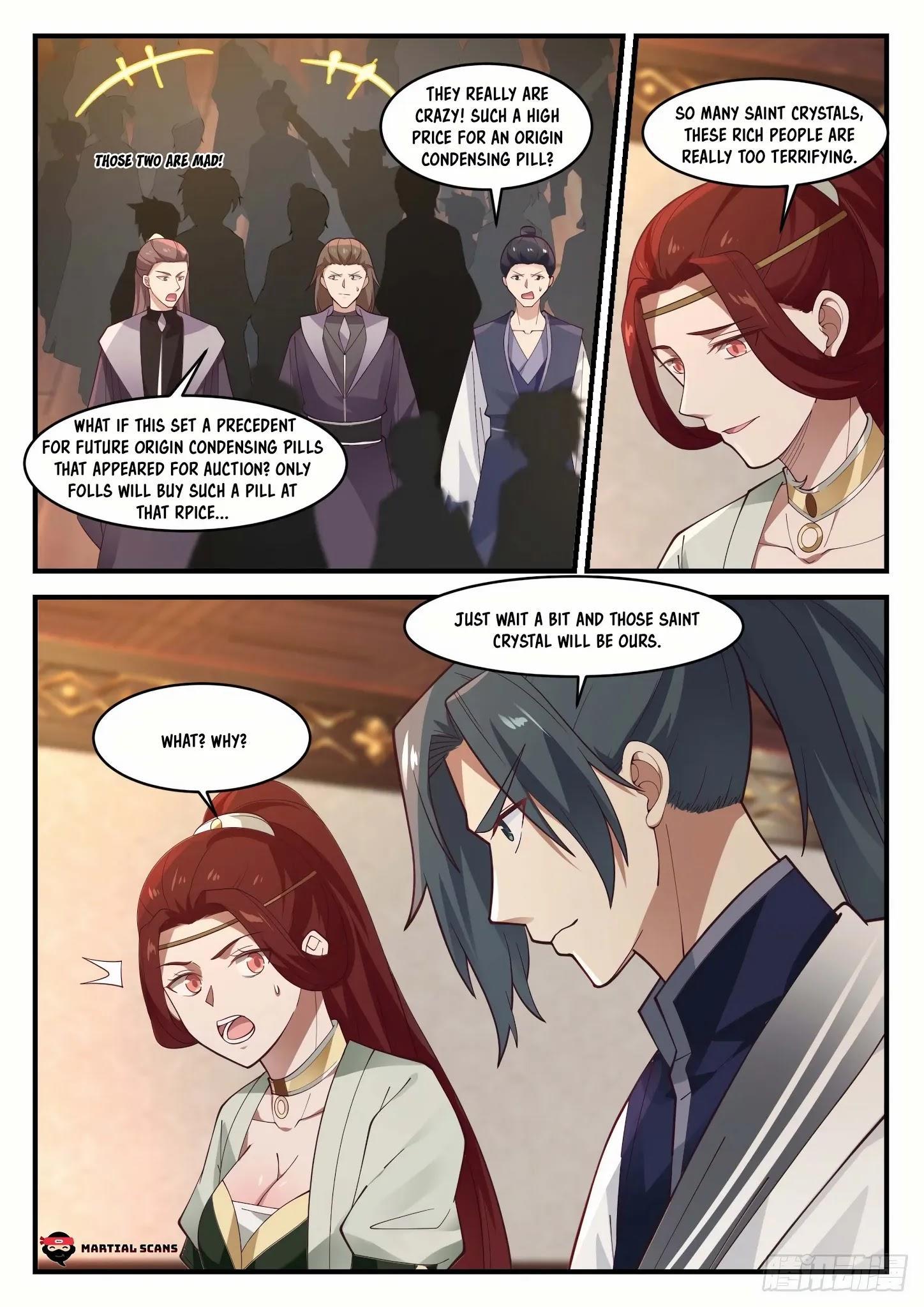 Martial Peak Chapter 1055: Filthy Rich page 4 - Mangakakalots.com