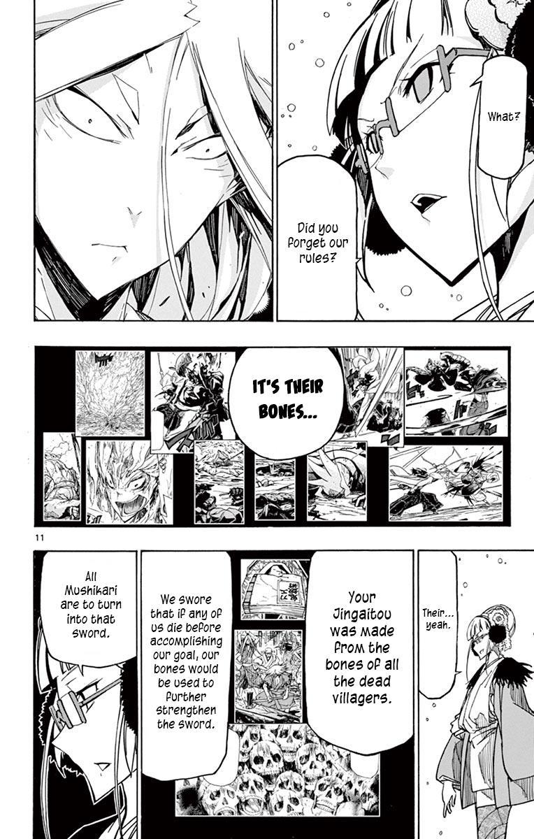 Joujuu Senjin!! Mushibugyo Vol.25 Chapter 241: Setoff (First Part) page 11 - Mangakakalots.com