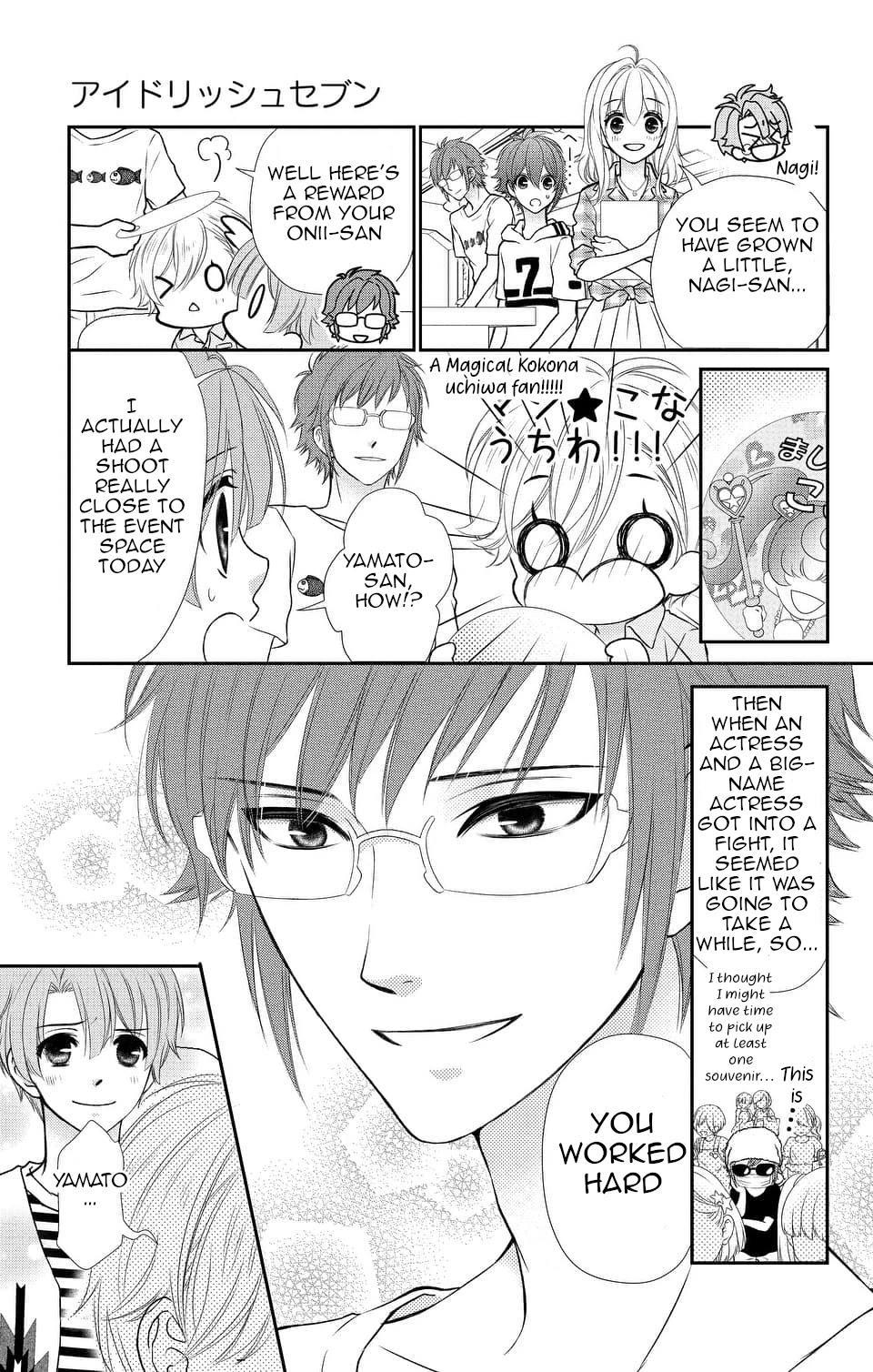 Idolish7 Chapter 14 page 29 - Mangakakalots.com