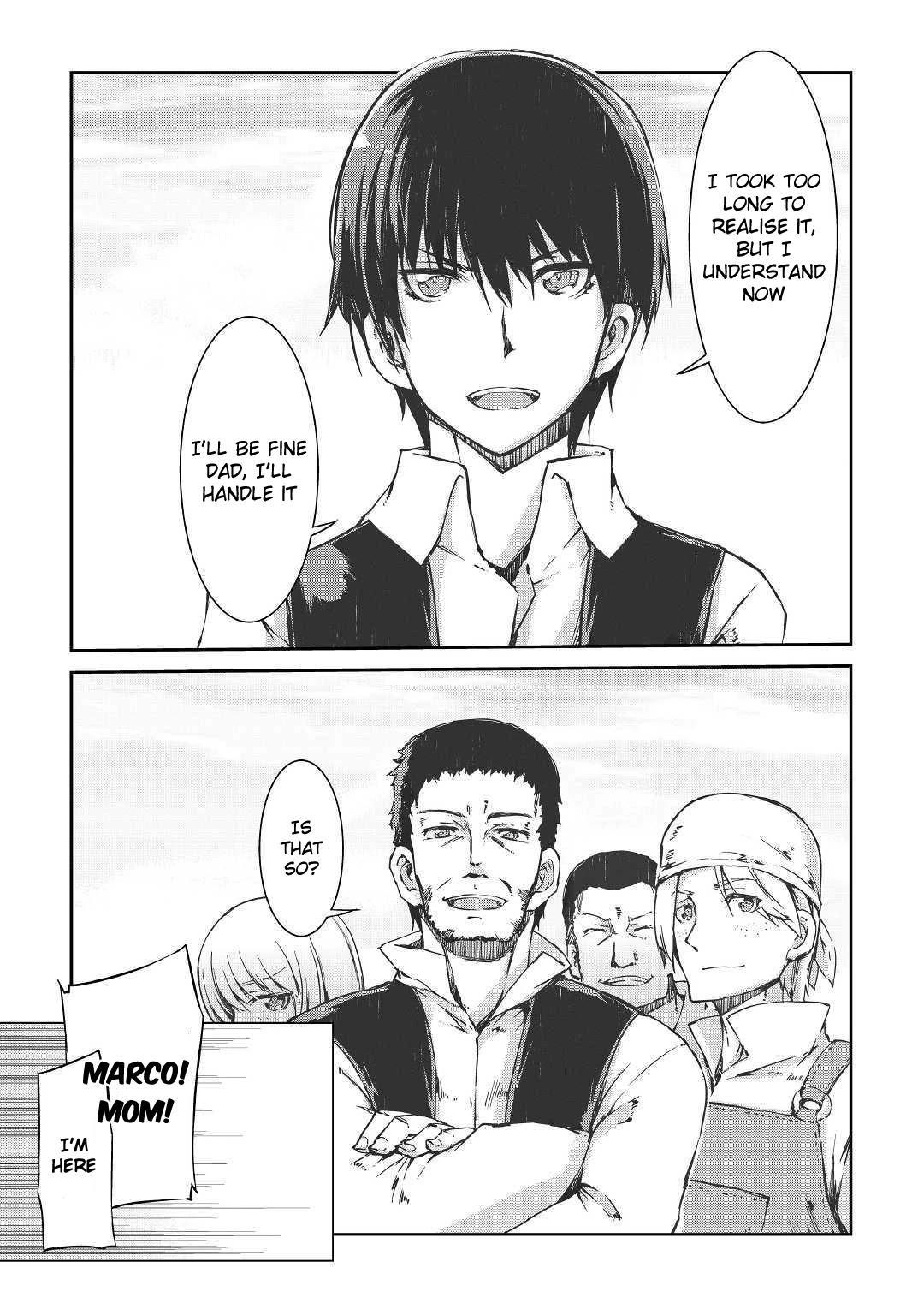 Sayounara Ryuusei, Konnichiwa Jinsei Chapter 35: Premonition Of Separation page 18 - Mangakakalots.com