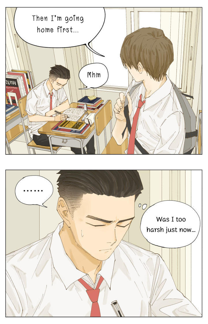 Nan Hao & Shang Feng Chapter 73: After School page 8 - Mangakakalots.com