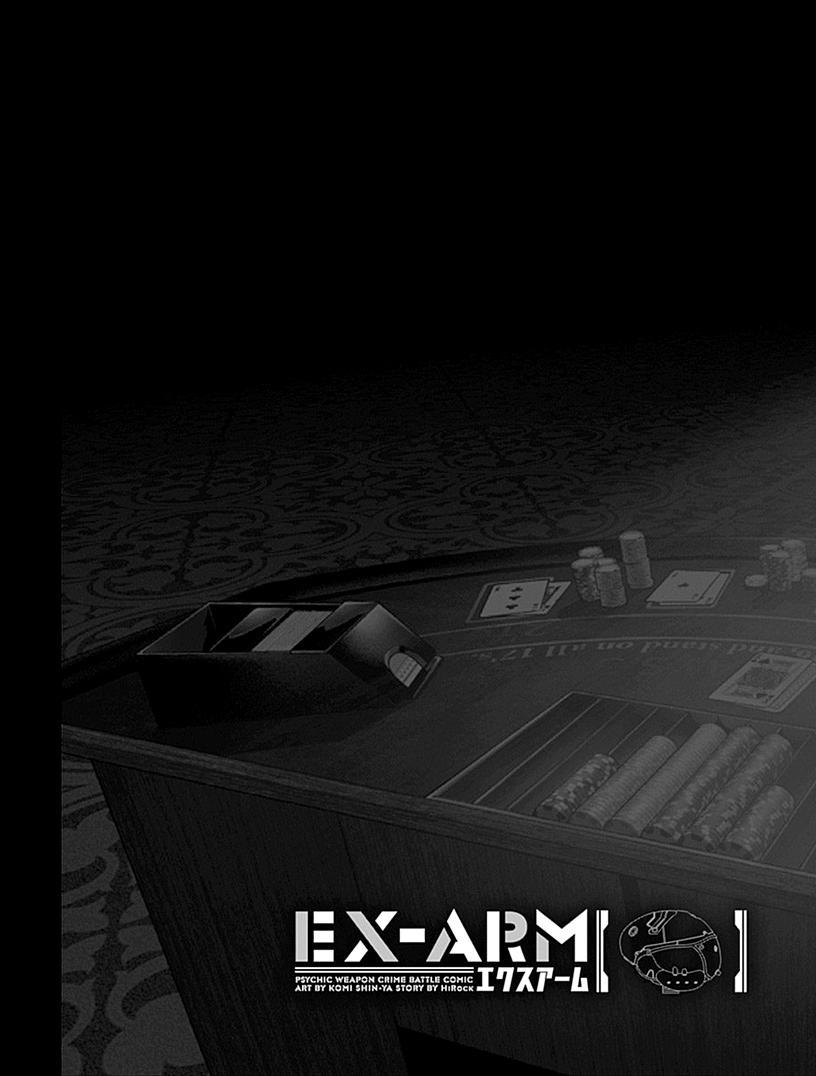 Ex-Arm Chapter 39: Bet On Me page 31 - Mangakakalots.com