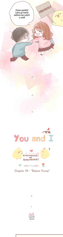 You And I Chapter 19 page 2 - Mangakakalots.com