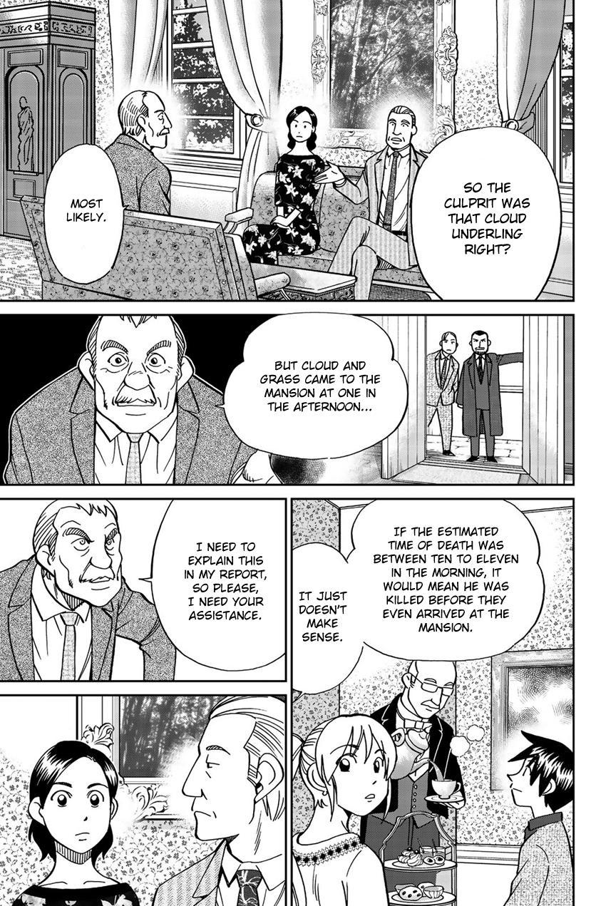 Q.e.d. Iff - Shoumei Shuuryou Vol.9 Chapter 18: Beautiful Painting page 24 - Mangakakalots.com