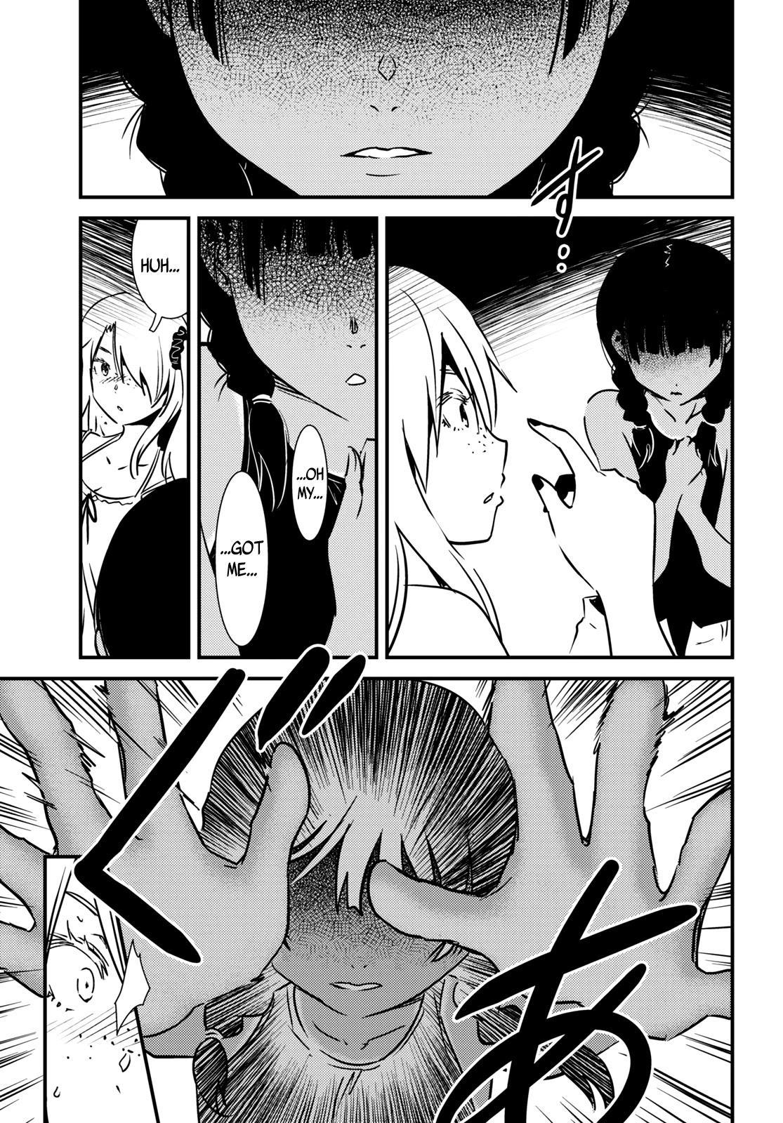 Kaijuu Iro No Shima Chapter 11 page 9 - Mangakakalots.com