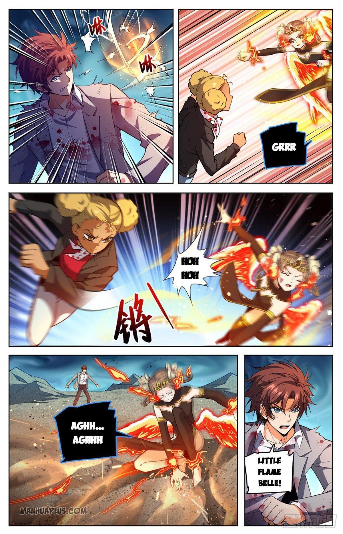 Versatile Mage Chapter 709 page 11 - Mangakakalots.com
