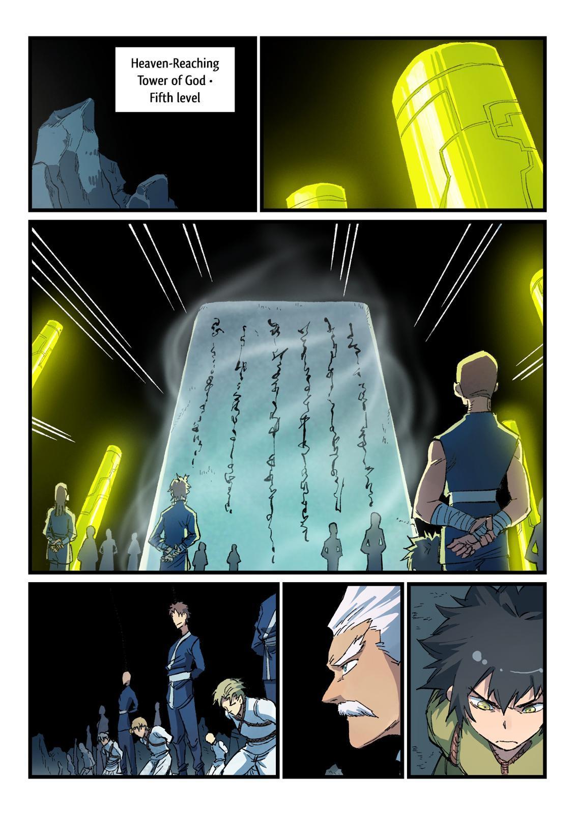 Star Martial God Technique Chapter 407 page 9 - Mangakakalots.com
