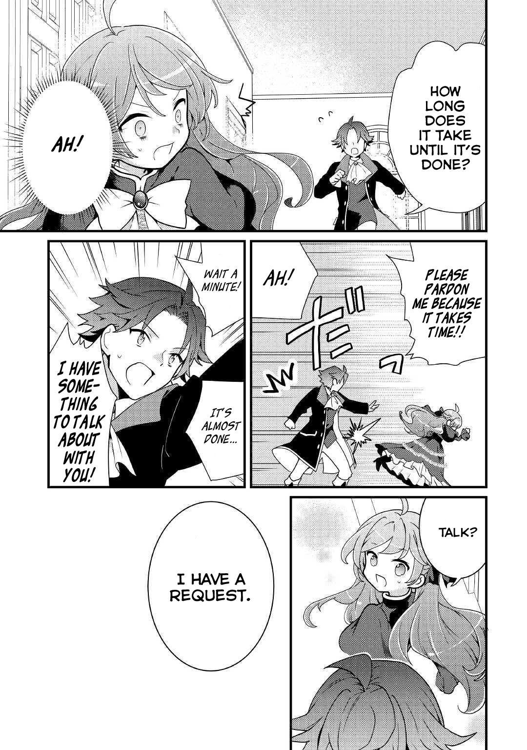 Tensei Reijou Wa Shomin No Aji Ni Uete Iru Chapter 7 page 13 - Mangakakalots.com