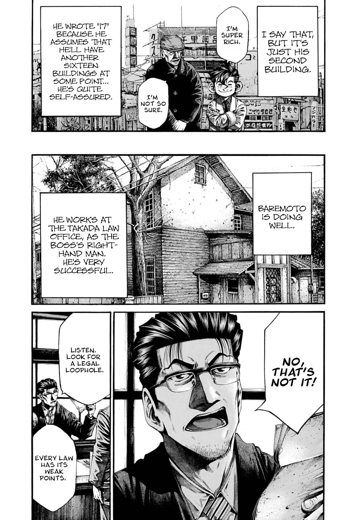 Rainbow Vol.22 Chapter 234: Born To Be Wild page 6 - Mangakakalots.com