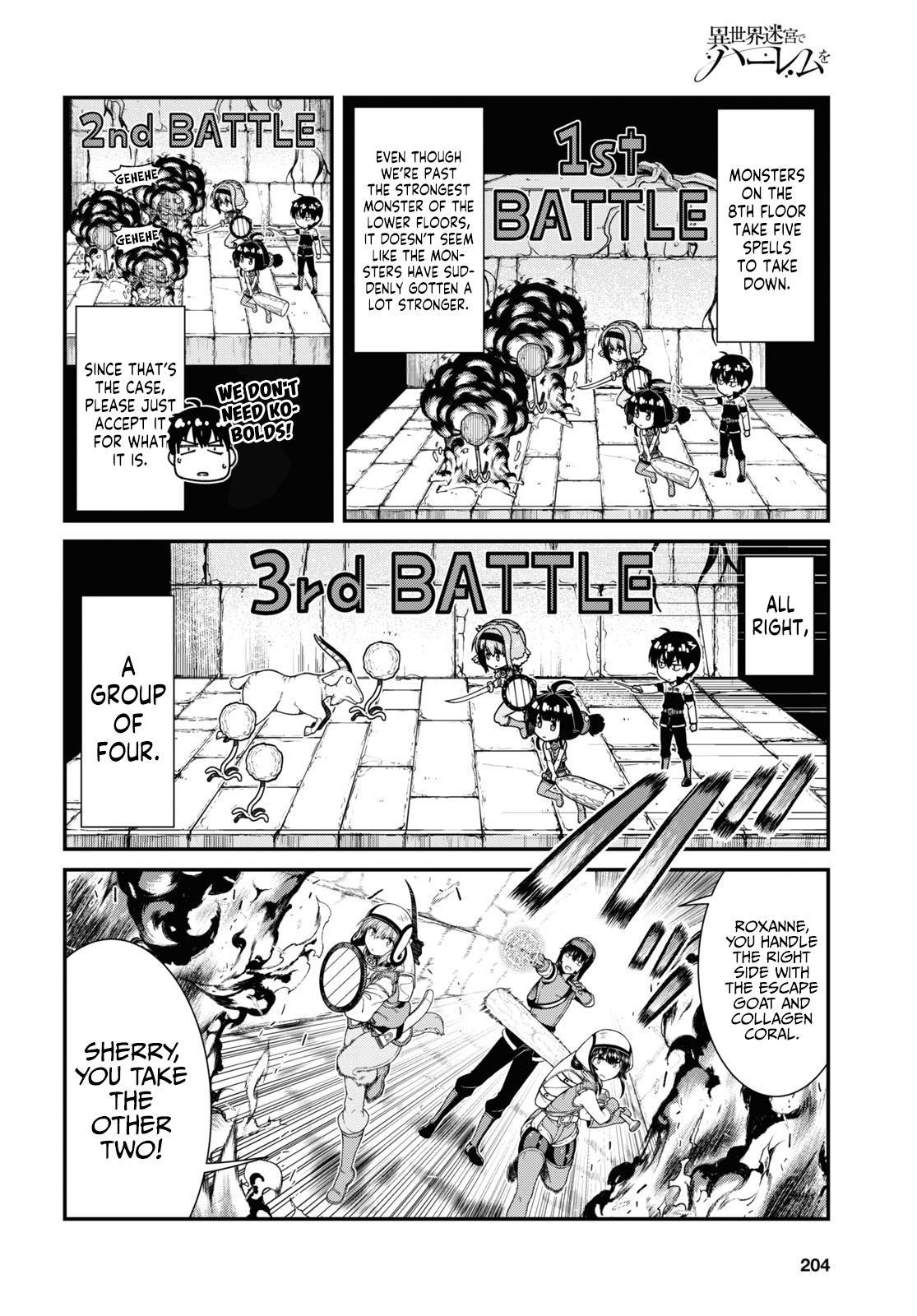 Isekai Meikyuu De Harem O Chapter 51: Master Smith (4) page 5 - Mangakakalot