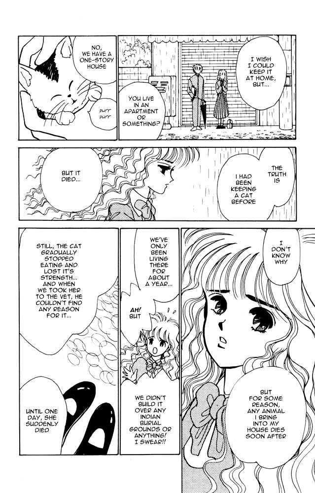Shi To Kanojo To Boku Vol.1 Chapter 2 : Lonely Ears page 14 - Mangakakalots.com