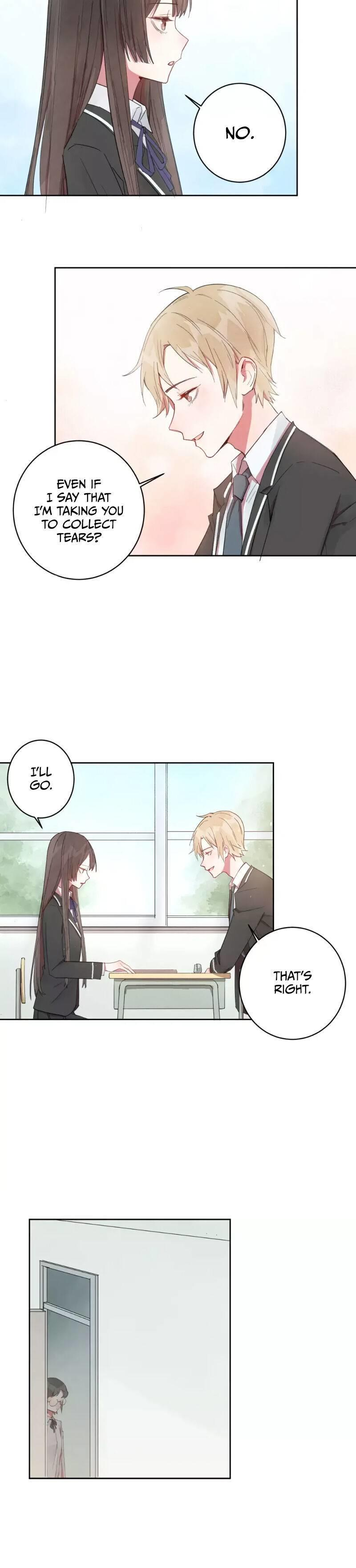 Your Tears Are Sweet Chapter 9 page 15 - Mangakakalots.com