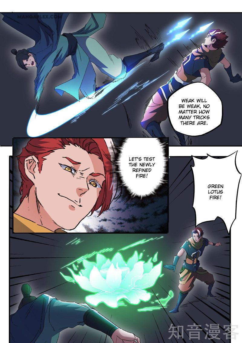 Martial Master Chapter 468: Let Go! page 9 - Mangakakalots.com
