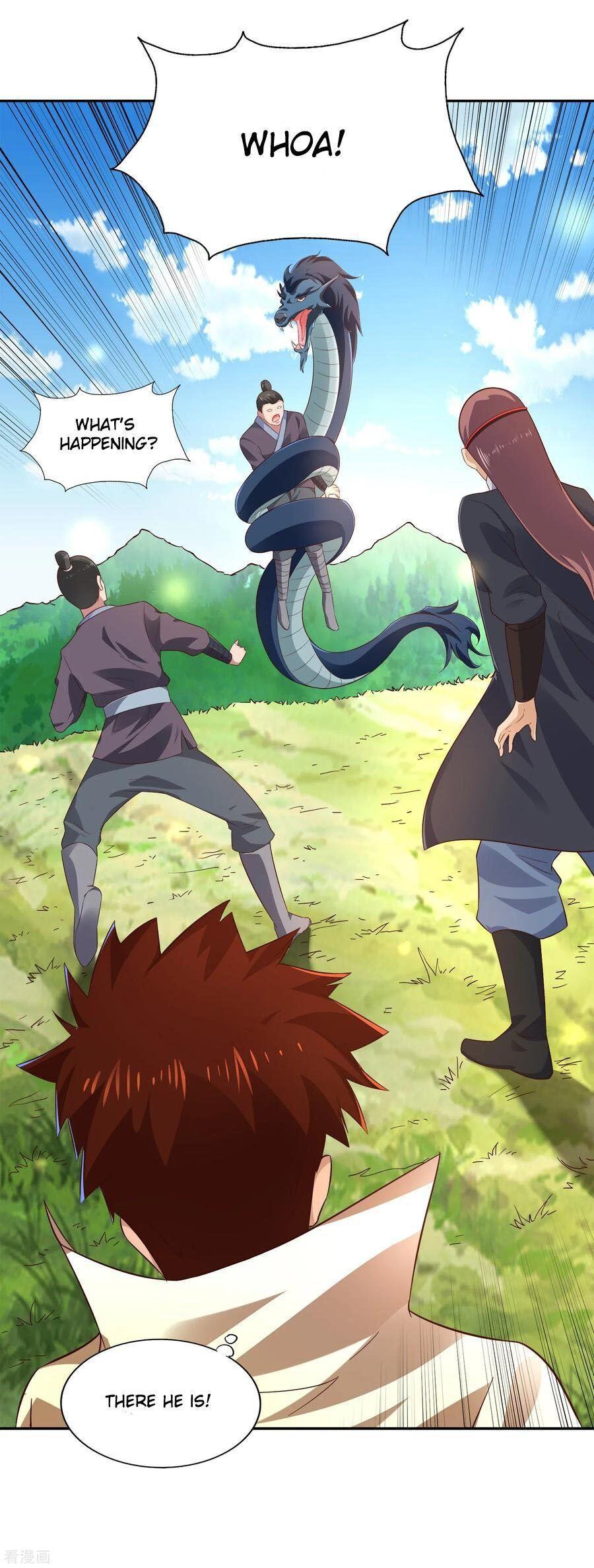 Wu Ling (Martial Spirit) Sword Master Chapter 20 page 22 - Mangakakalots.com