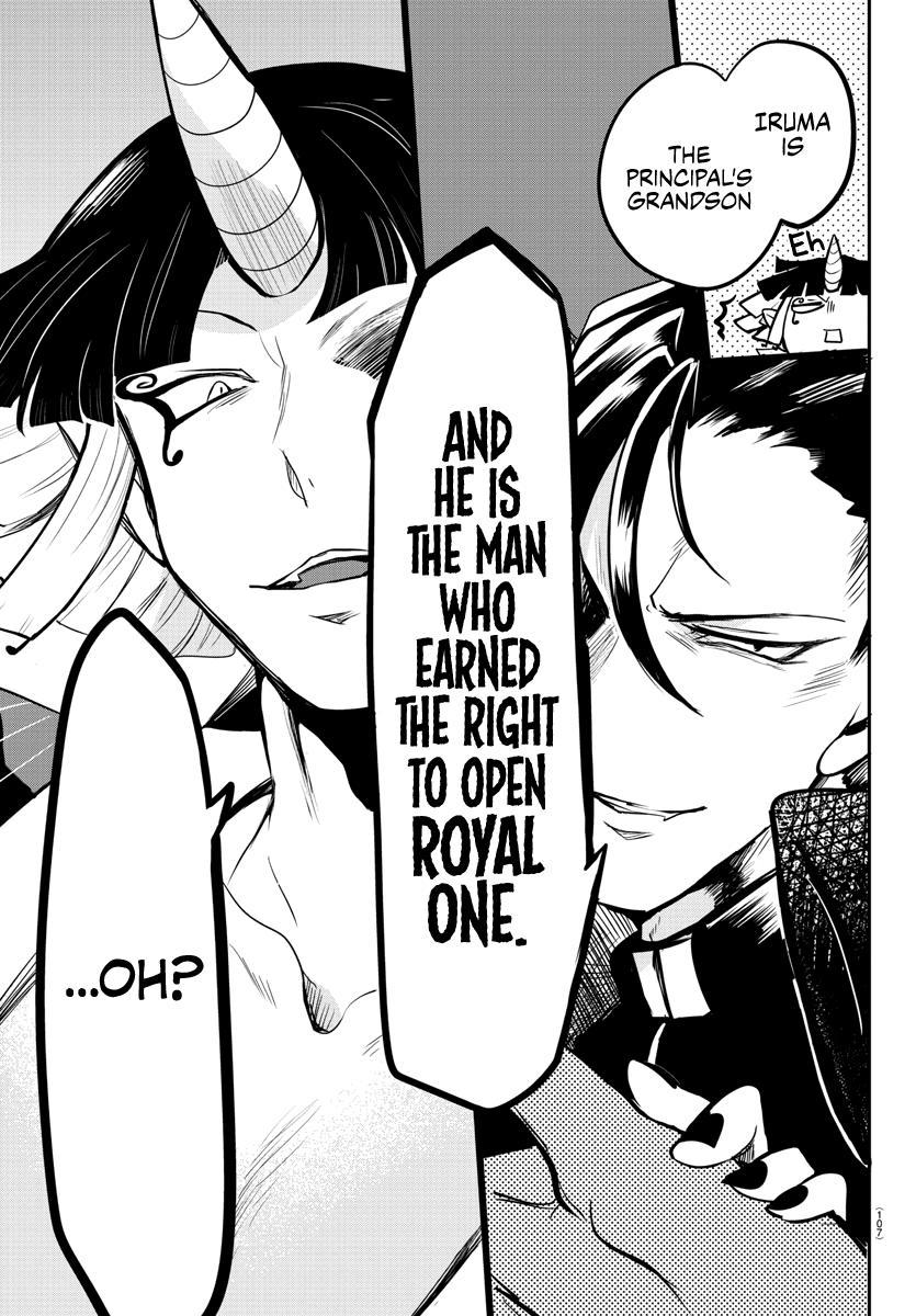 Mairimashita! Iruma-Kun Vol.19 Chapter 163: Amduscias page 18 - Mangakakalots.com