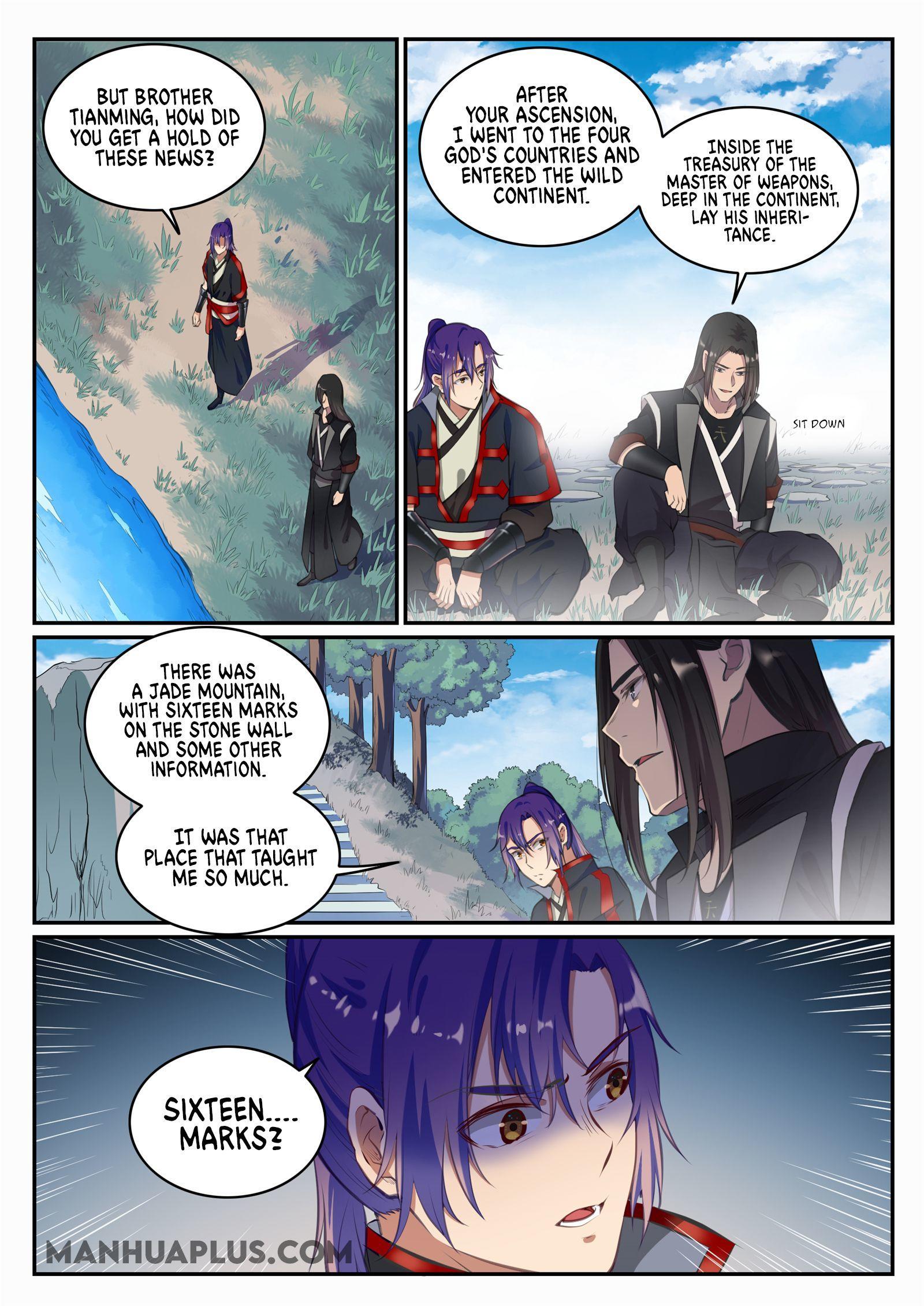 Apotheosis Chapter 701 page 6 - Mangakakalots.com