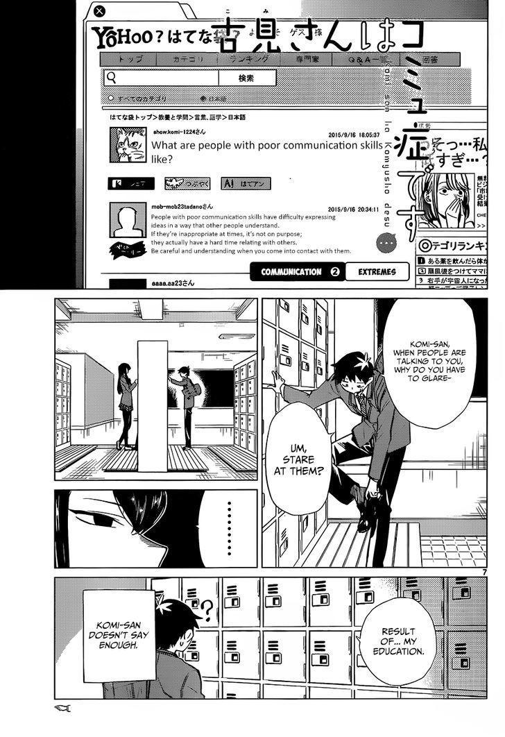 Komi-San Wa Komyushou Desu Vol.1 Chapter 0: One Shot page 9 - Mangakakalot