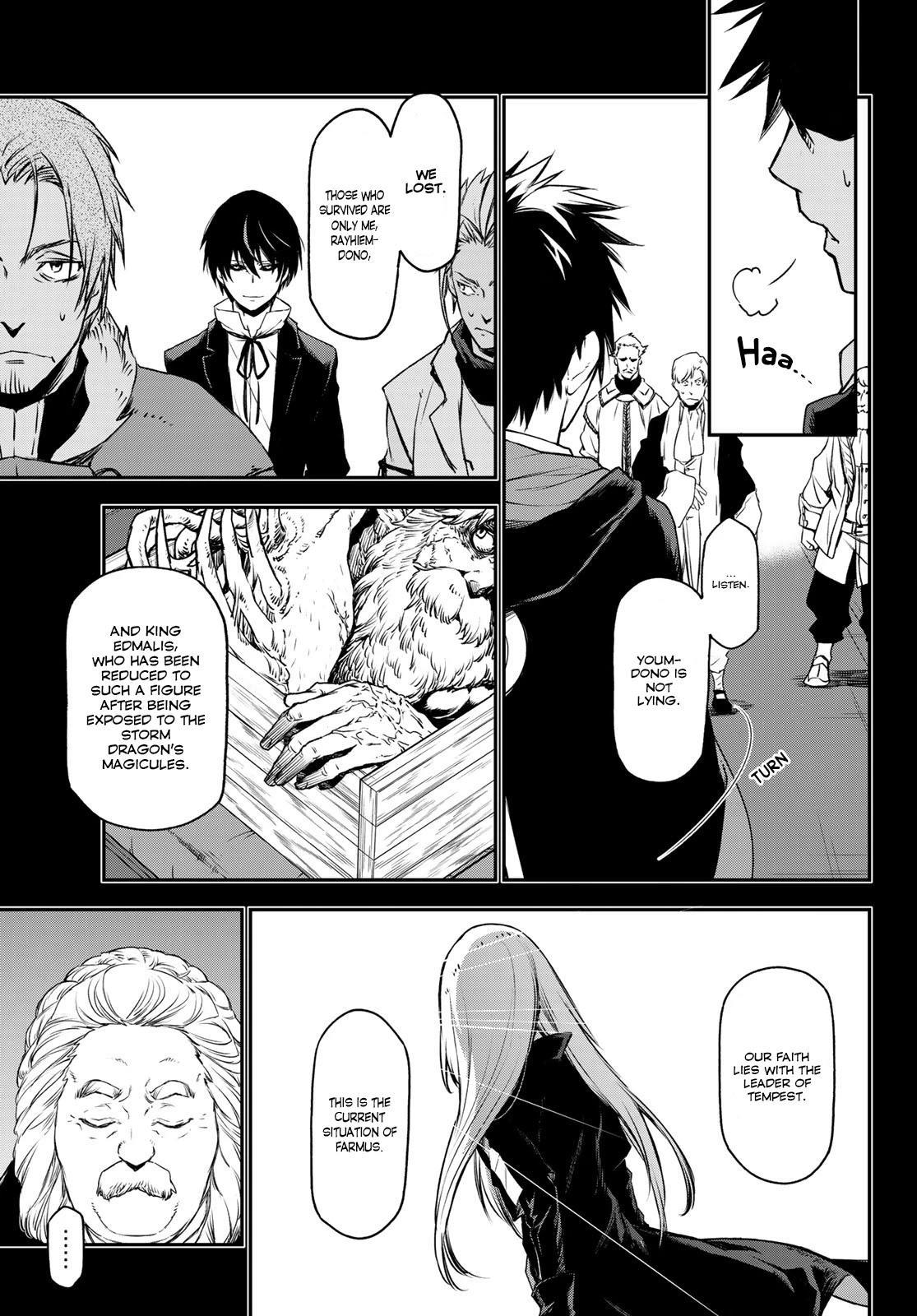 Tensei Shitara Slime Datta Ken Chapter 88: A Demon And A Plot page 19 - Mangakakalots.com