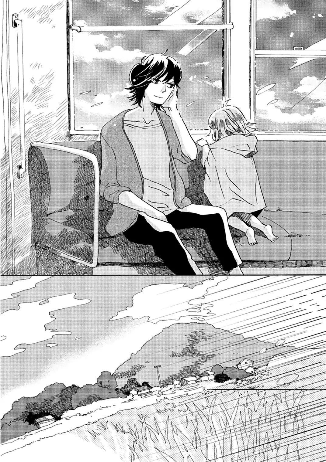 Udon No Kuni No Kin'iro Kemari Vol.1 Chapter 3: Kotoden page 30 - Mangakakalots.com
