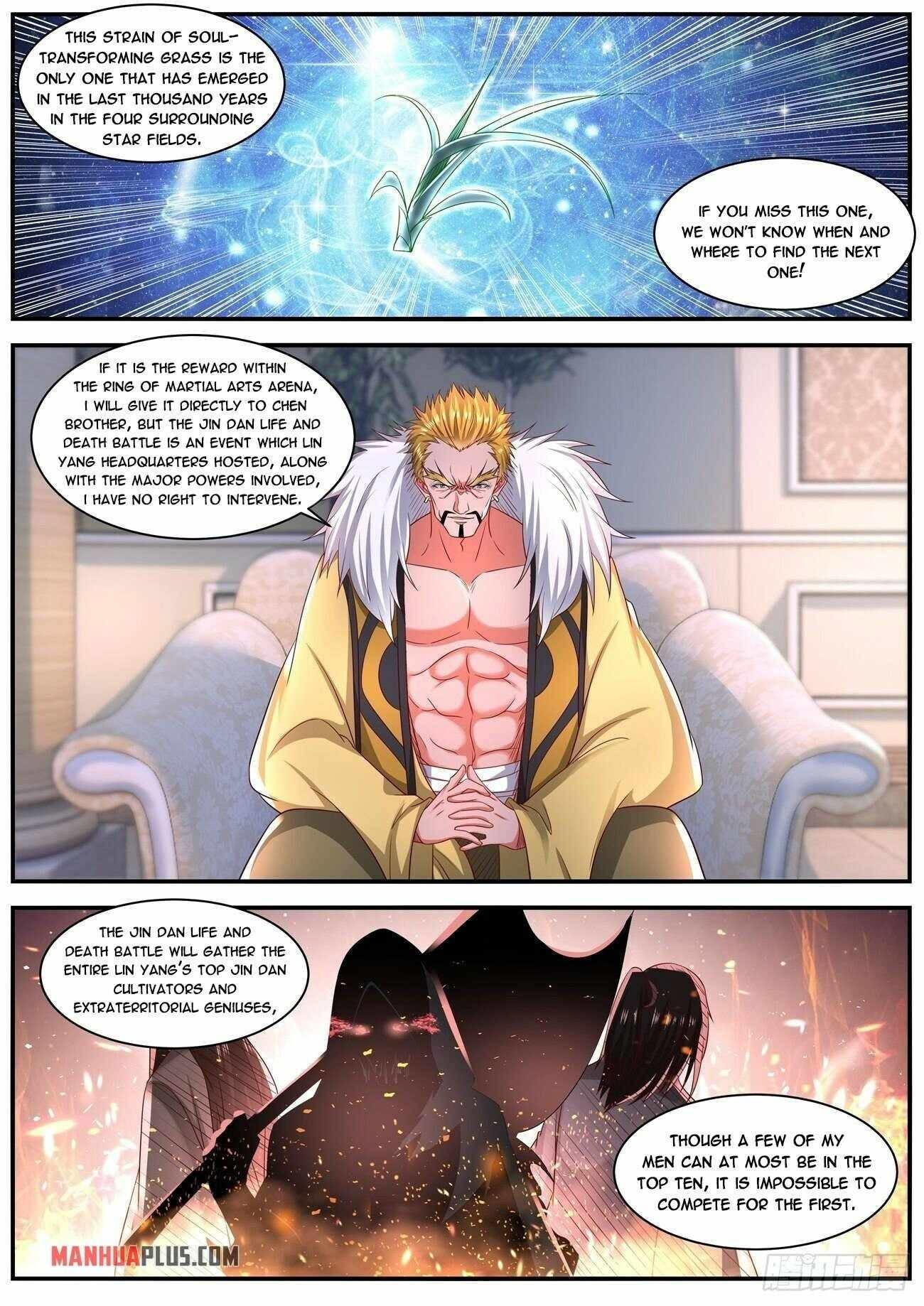 Rebirth Of The Urban Immortal Cultivator Chapter 639 page 8 - Mangakakalot