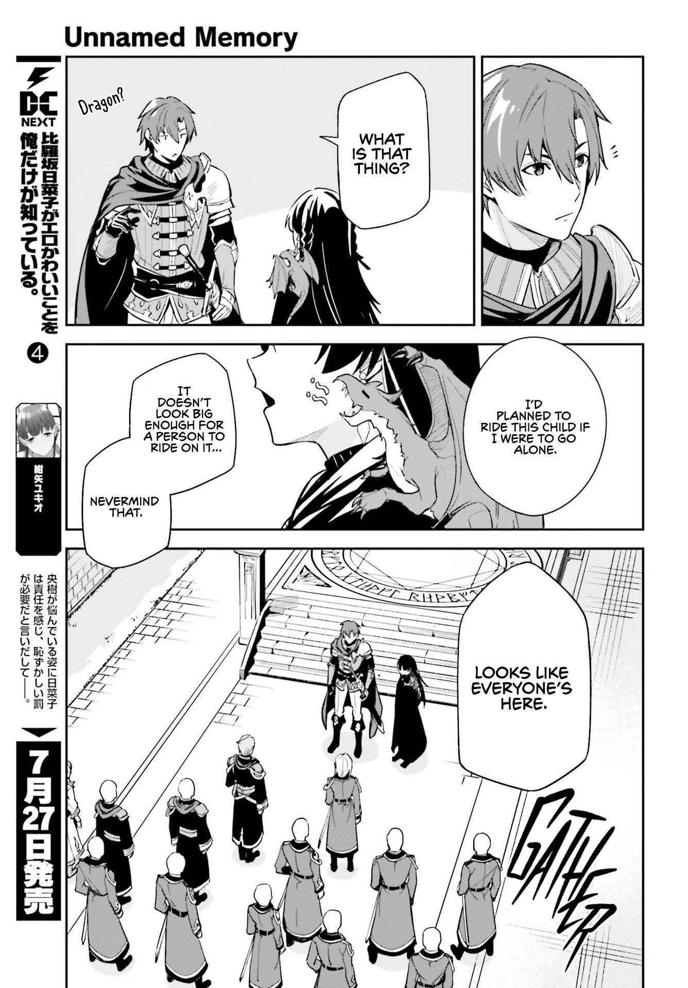 Unnamed Memory Chapter 9 page 23 - Mangakakalots.com