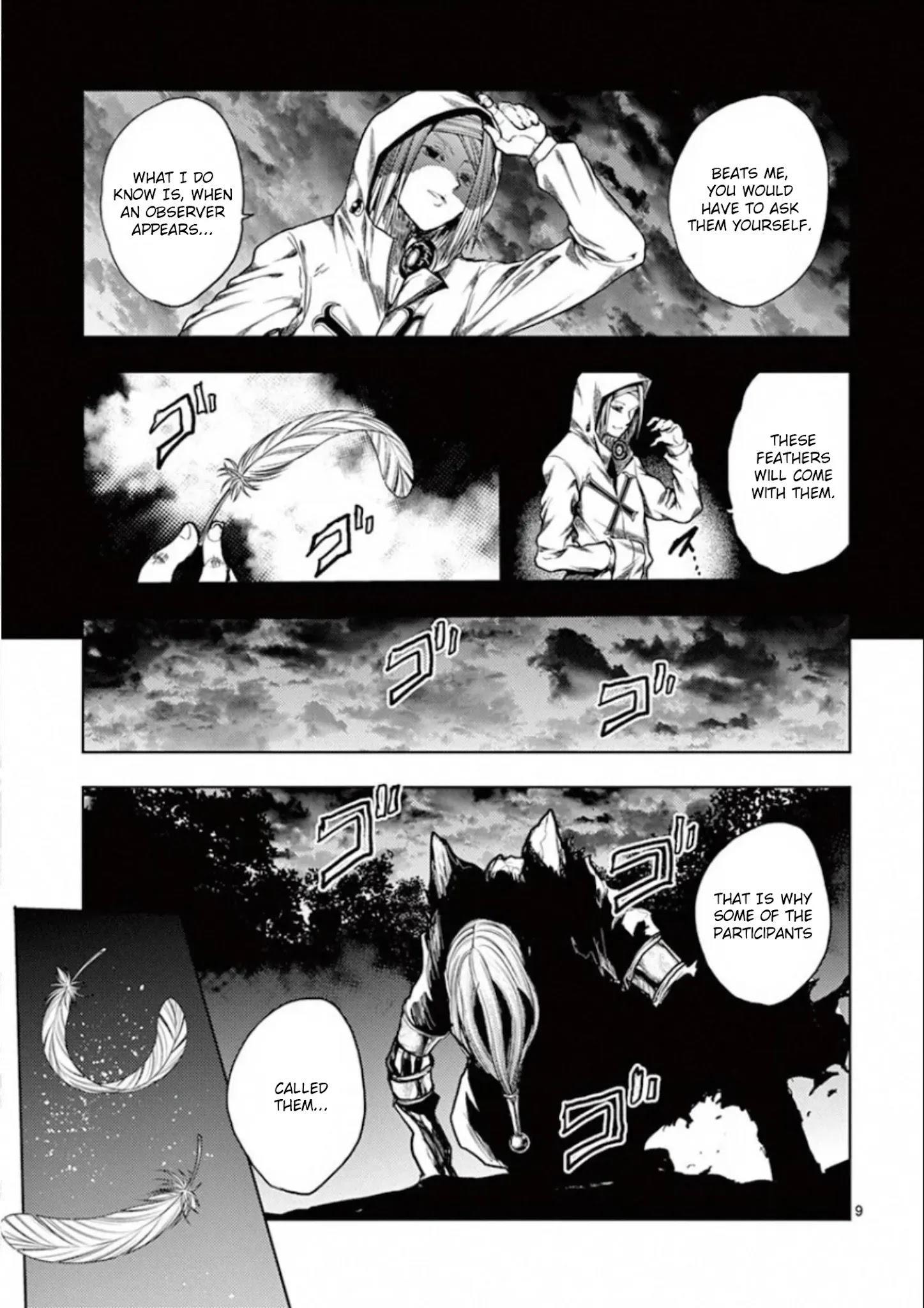 Deatte 5 Byou De Battle Chapter 139: The Strongest Man page 9 - Mangakakalots.com
