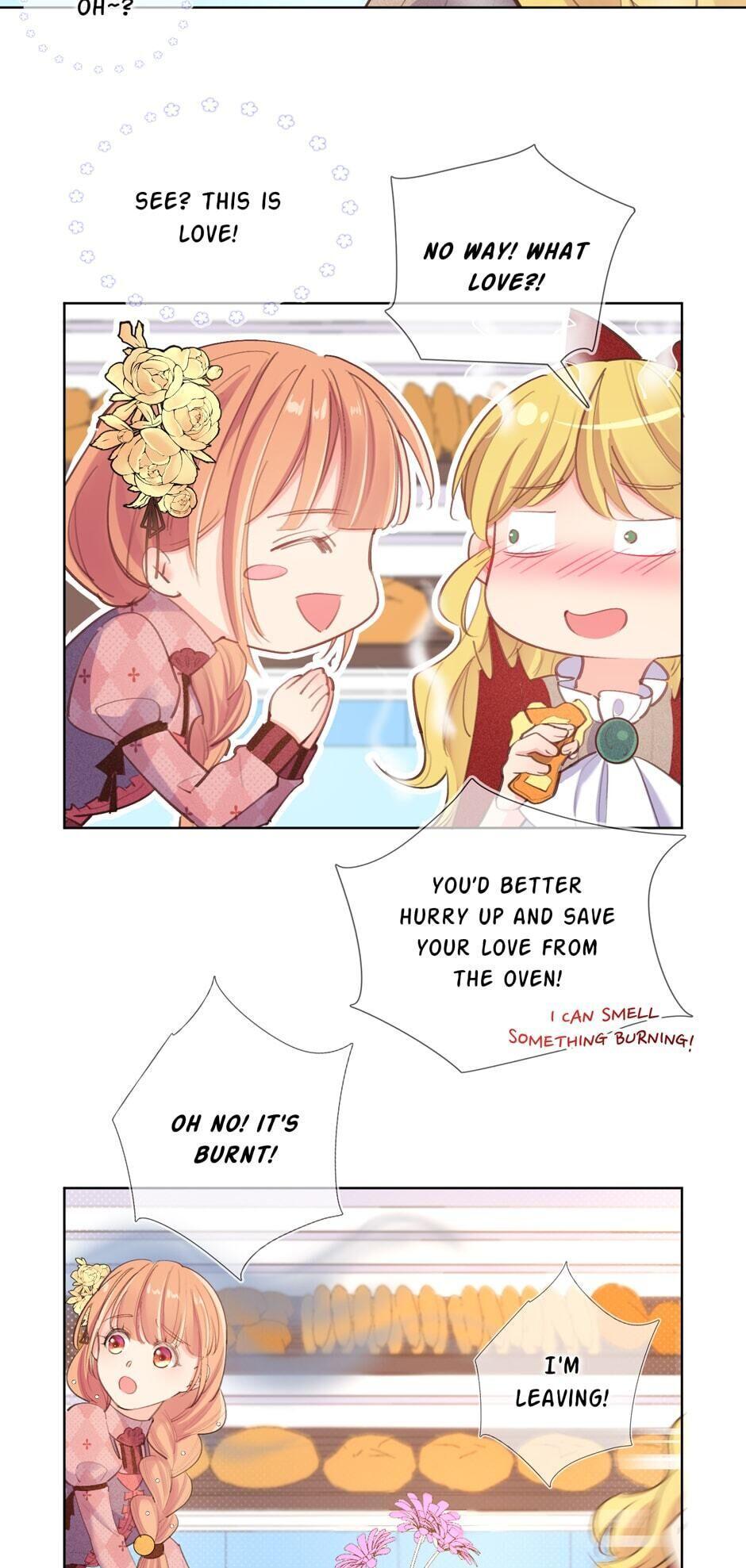 The Brilliant Miss Olive Chapter 14 page 37 - Mangakakalots.com