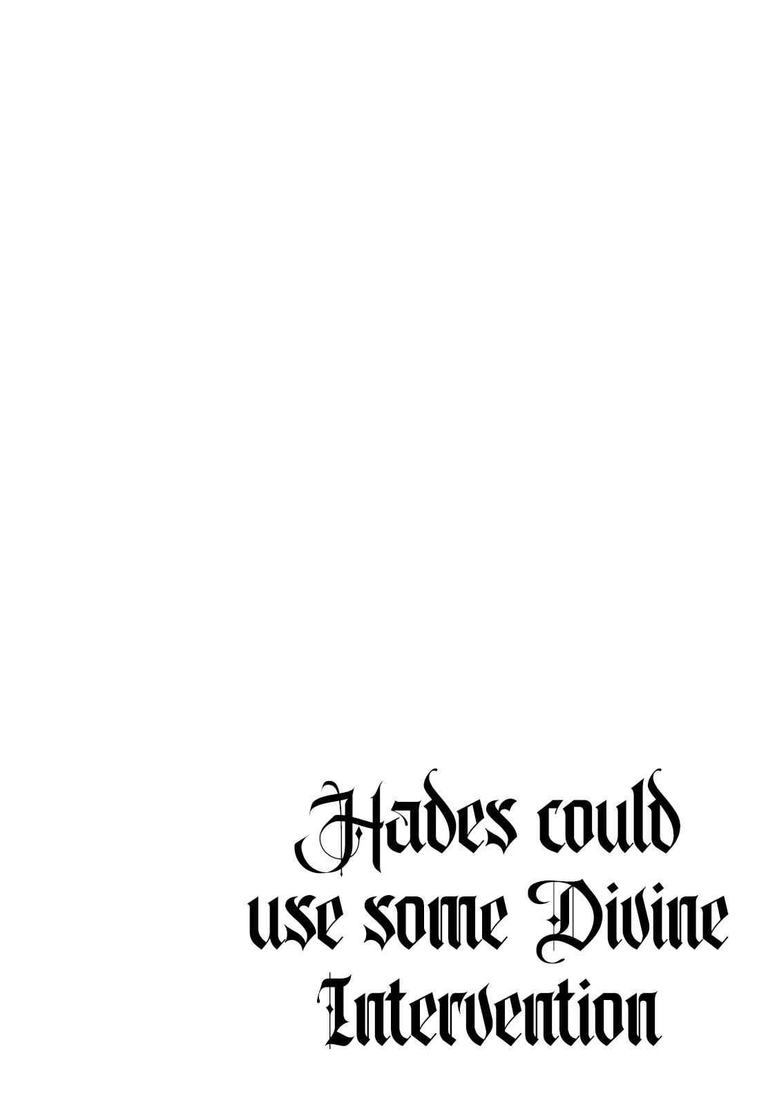 Hades Could Use Some Divine Intervention Chapter 10 page 19 - Mangakakalots.com