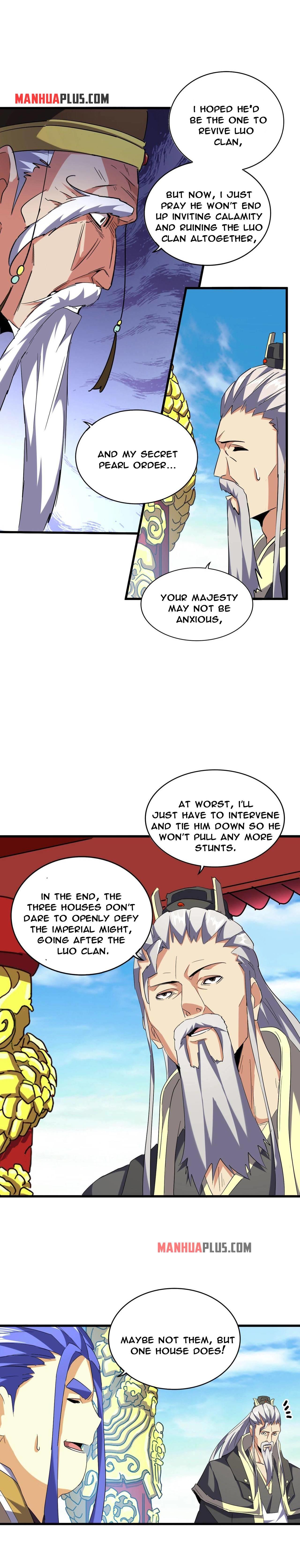 Magic Emperor Chapter 207 page 6 - Mangakakalots.com
