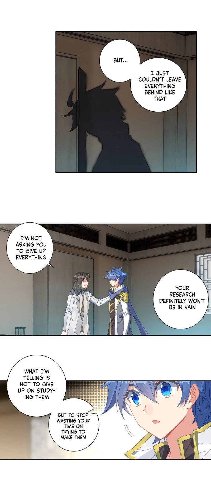 Douluo Dalu Ii - Jueshui Tangmen Chapter 265 page 10 - Mangakakalot