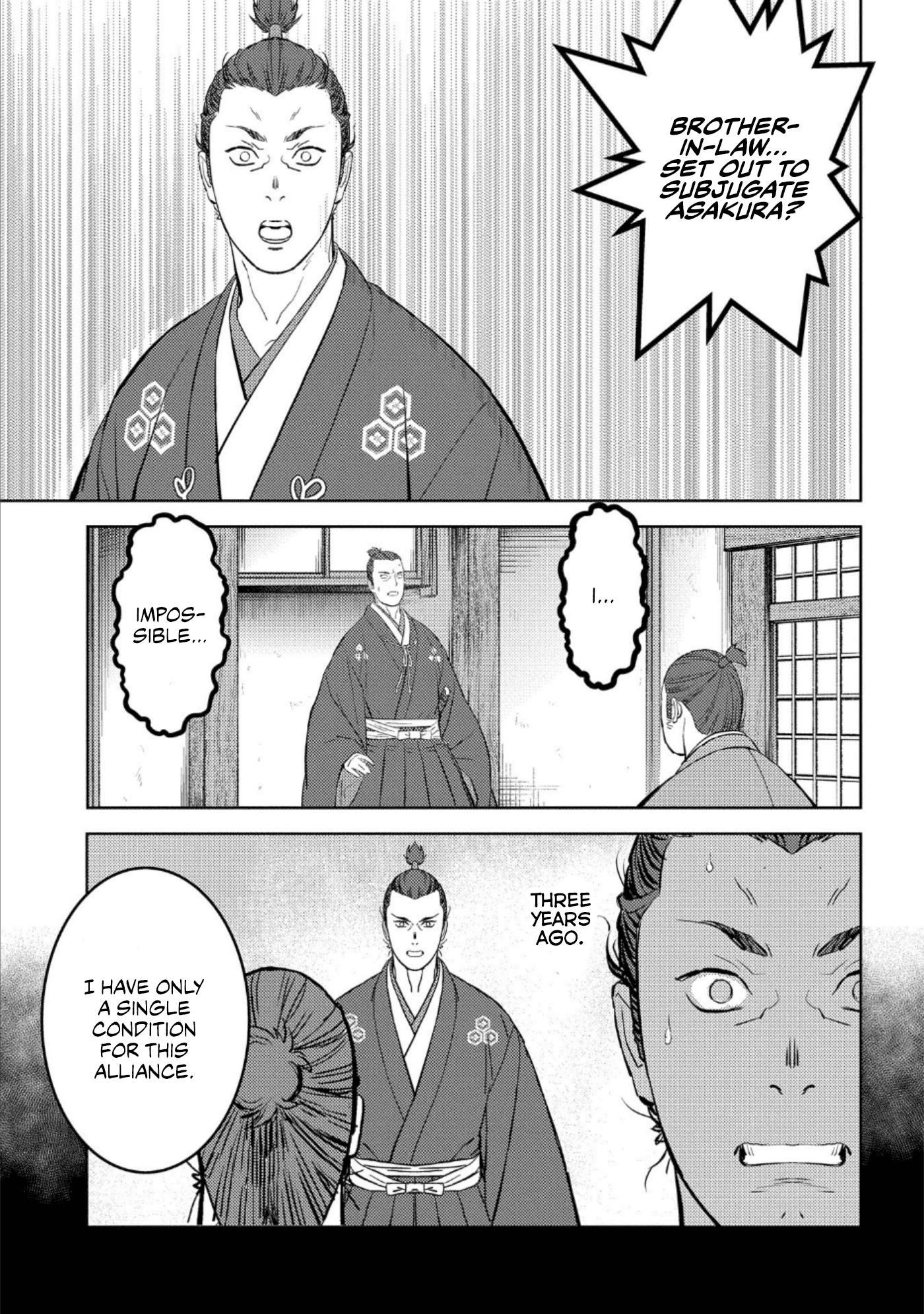 Sengoku Komachi Kurou Tan! Chapter 42 page 14 - Mangakakalots.com