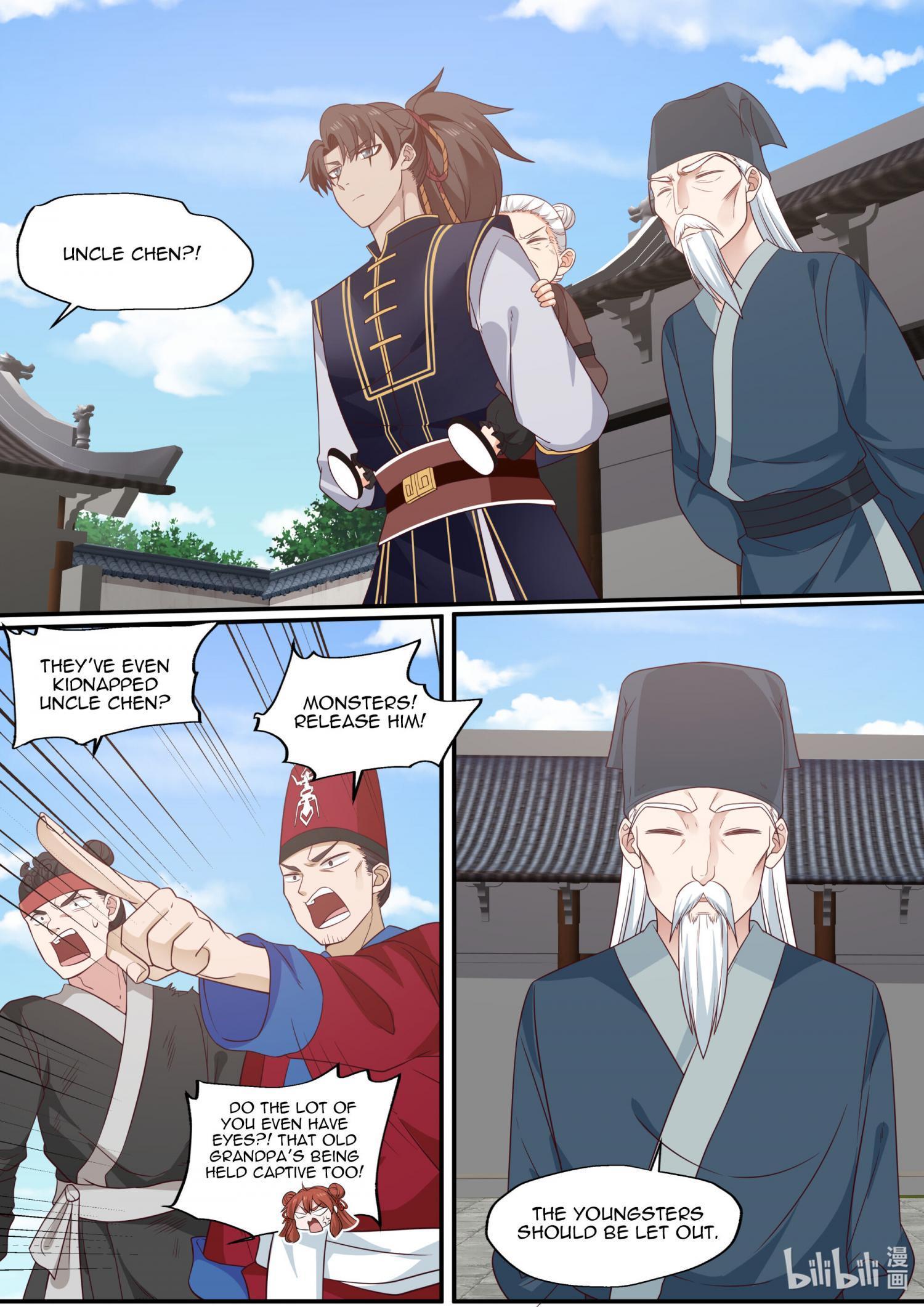 Xian Chan Nu Chapter 75 page 11 - Mangakakalots.com