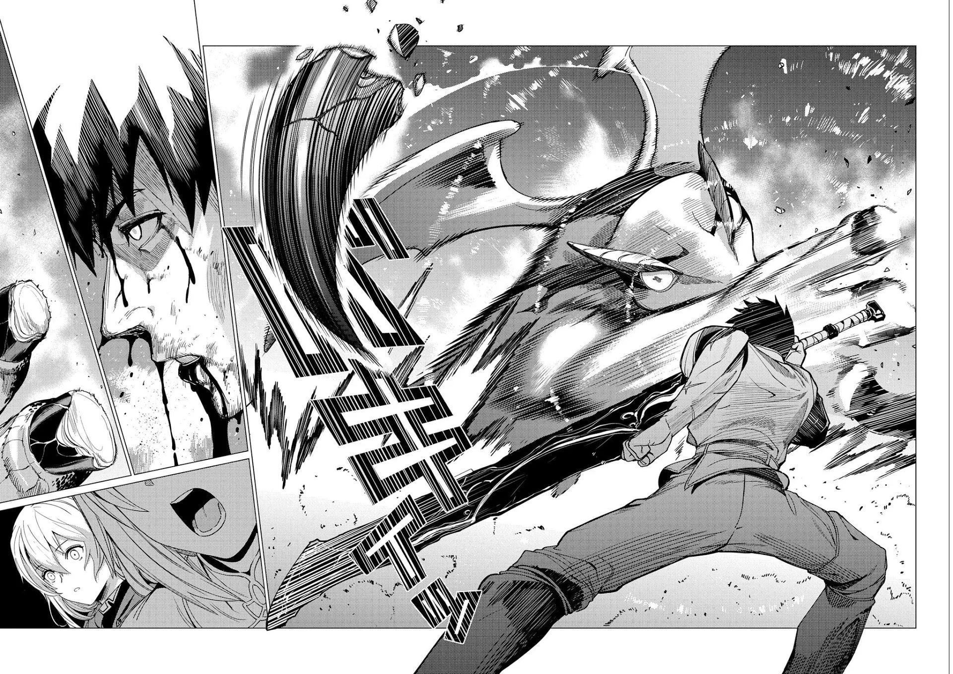 """Ore Wa Subete Wo """"Parry"""" Suru Chapter 7 page 29 - Mangakakalots.com"""