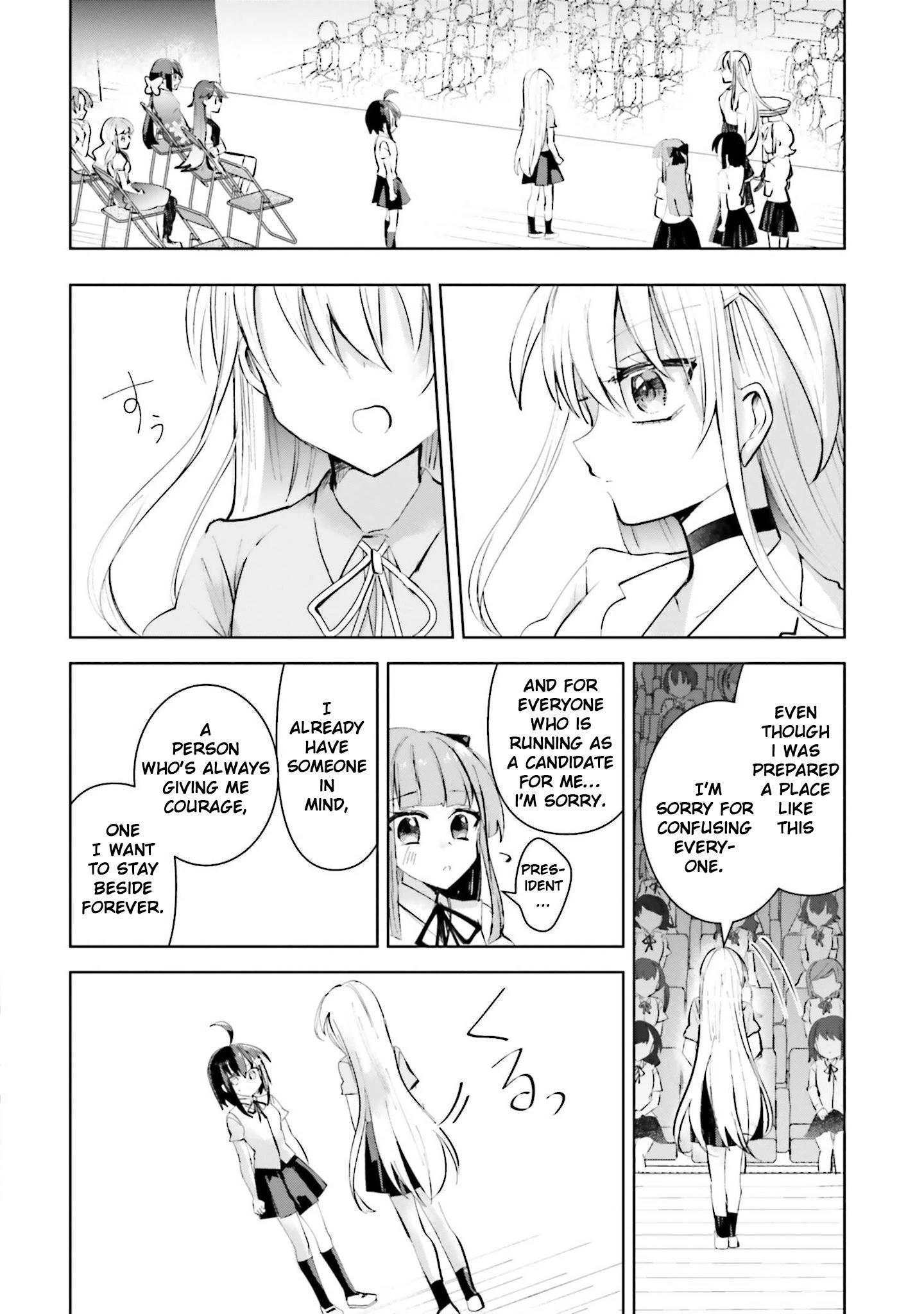 Kinsei No Reveal Chapter 14 page 10 - Mangakakalots.com