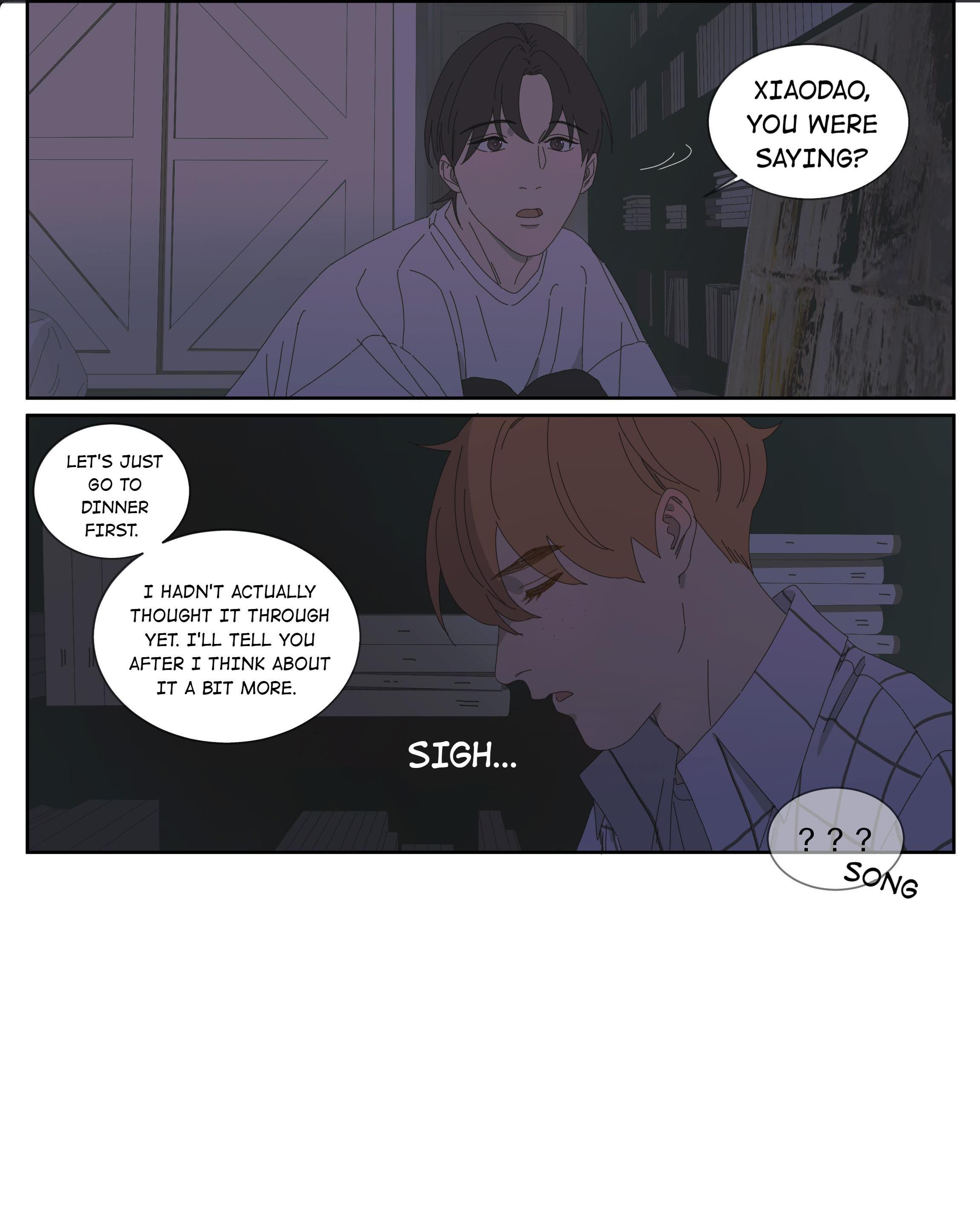 Mr. Snail Chapter 25: Do You Like Me, Maybe A Little? page 11 - Mangakakalots.com