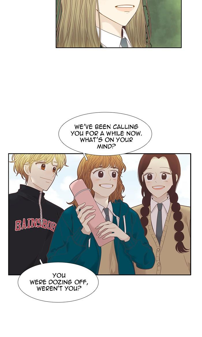 Girl's World Chapter 210: 210 - Different Dreams (2) page 42 - Mangakakalots.com