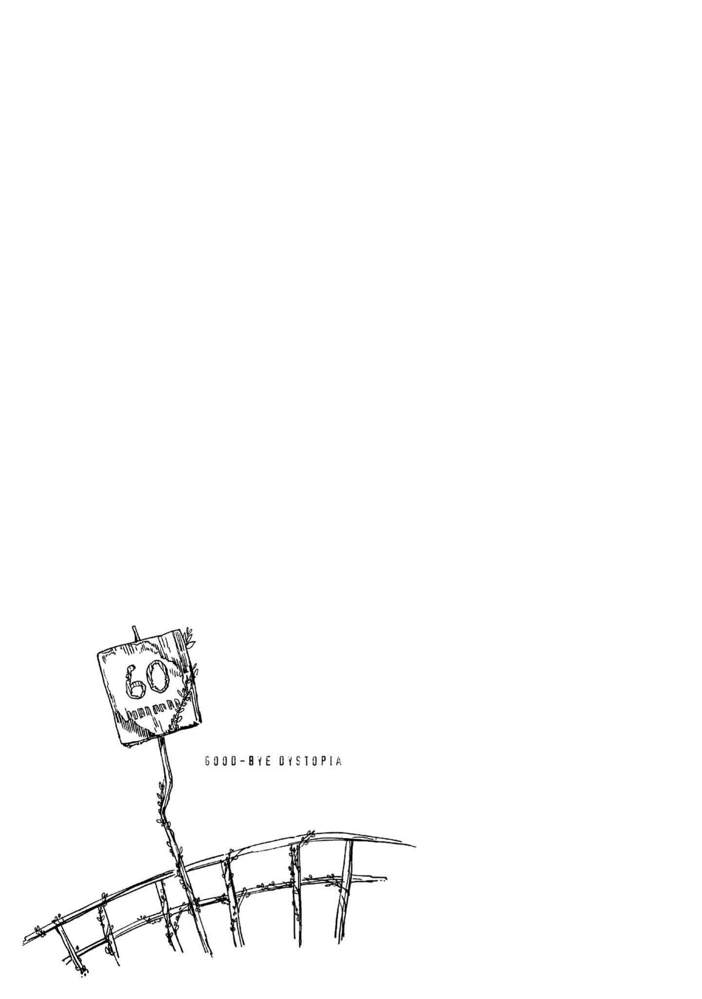 Good-Bye Dystopia Chapter 5: Look Both Ways, Always page 35 - Mangakakalots.com