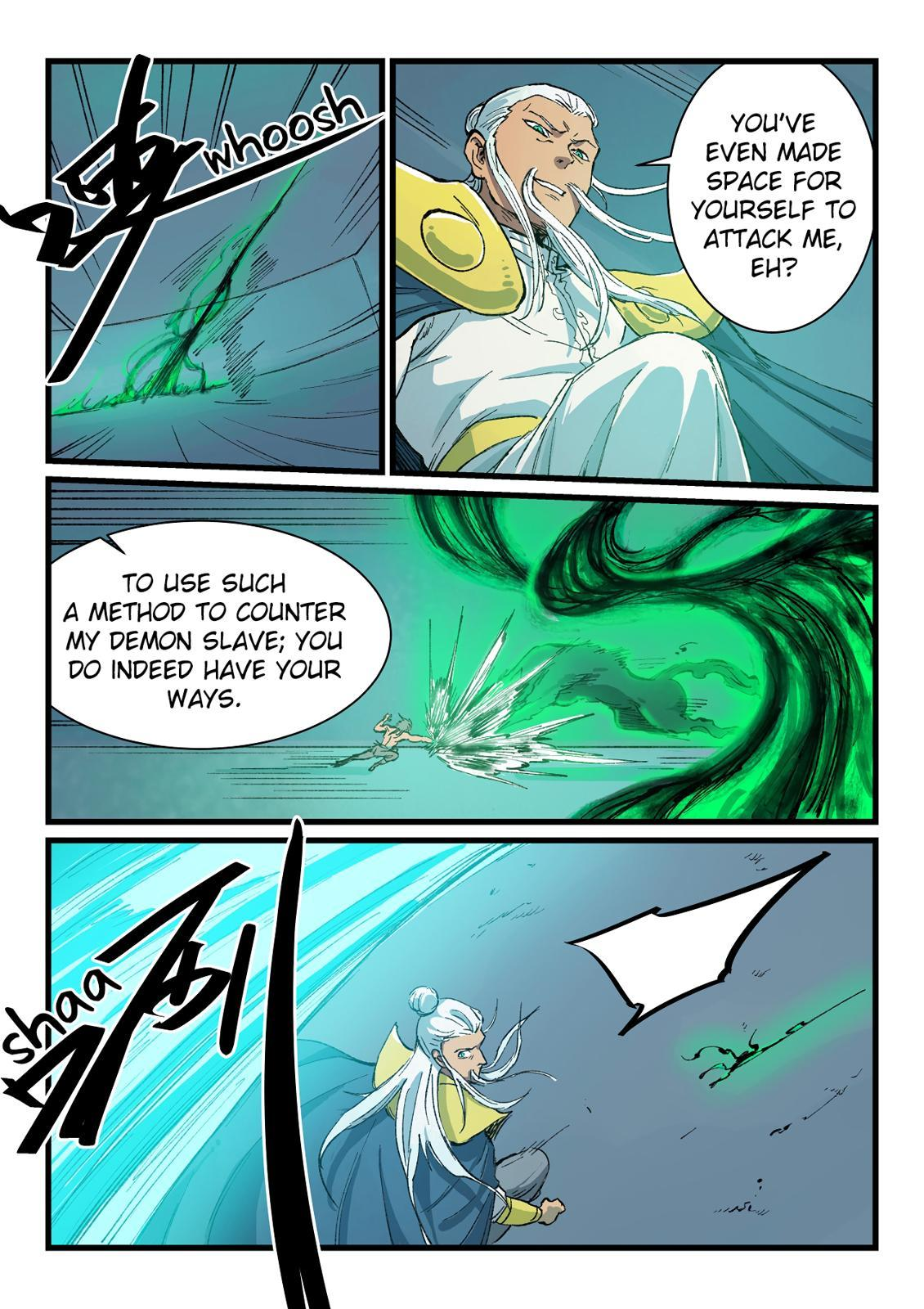 Star Martial God Technique Chapter 405 page 9 - Mangakakalots.com