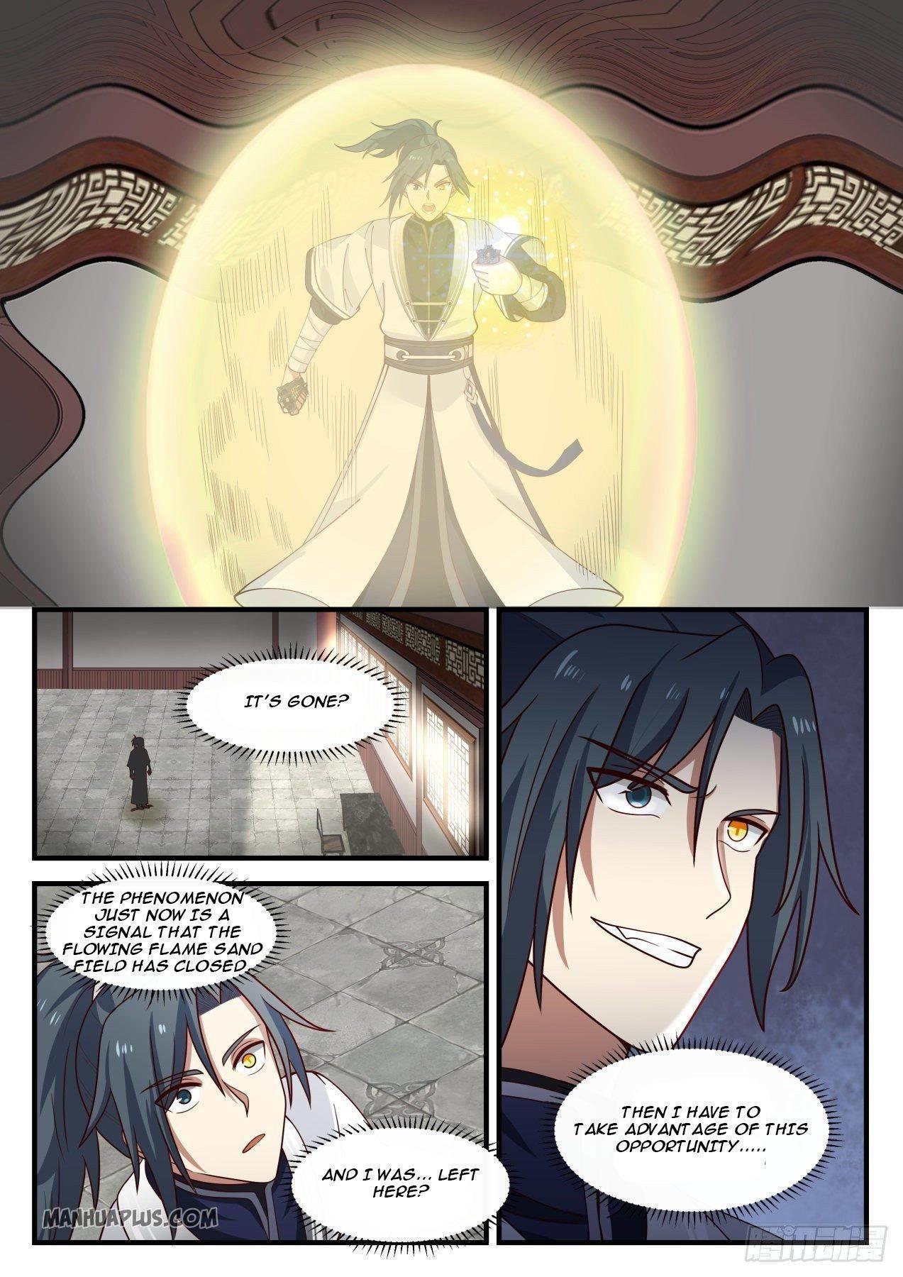 Martial Peak Chapter 1151 page 8 - Mangakakalots.com
