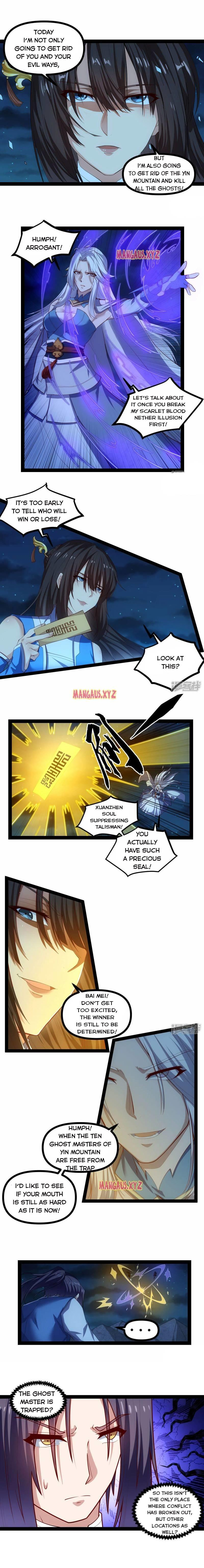 Trample On The River Of Immortality Chapter 141 page 3 - Mangakakalots.com
