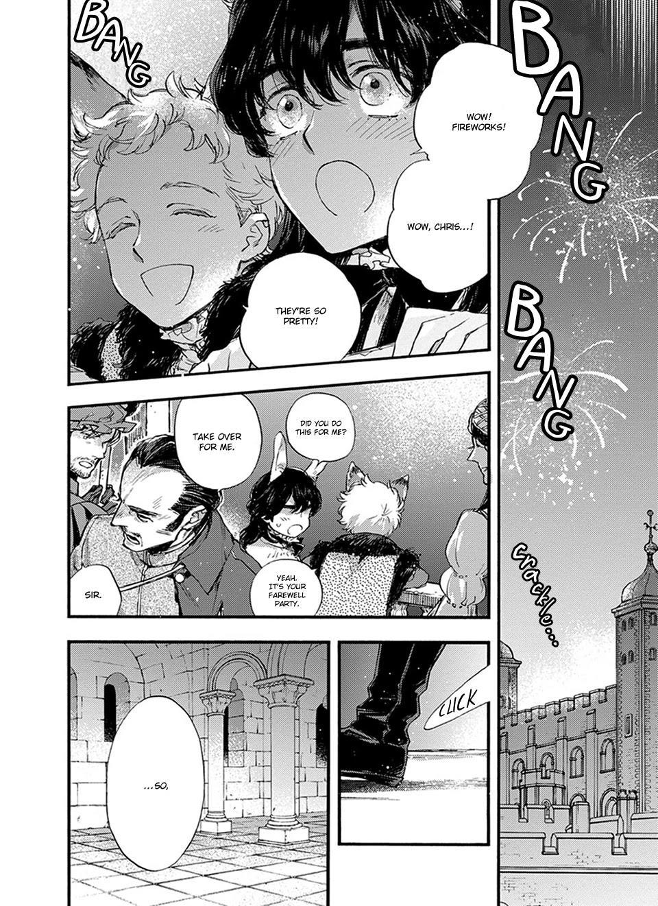 Barbarities Chapter 23 page 3 - Mangakakalots.com