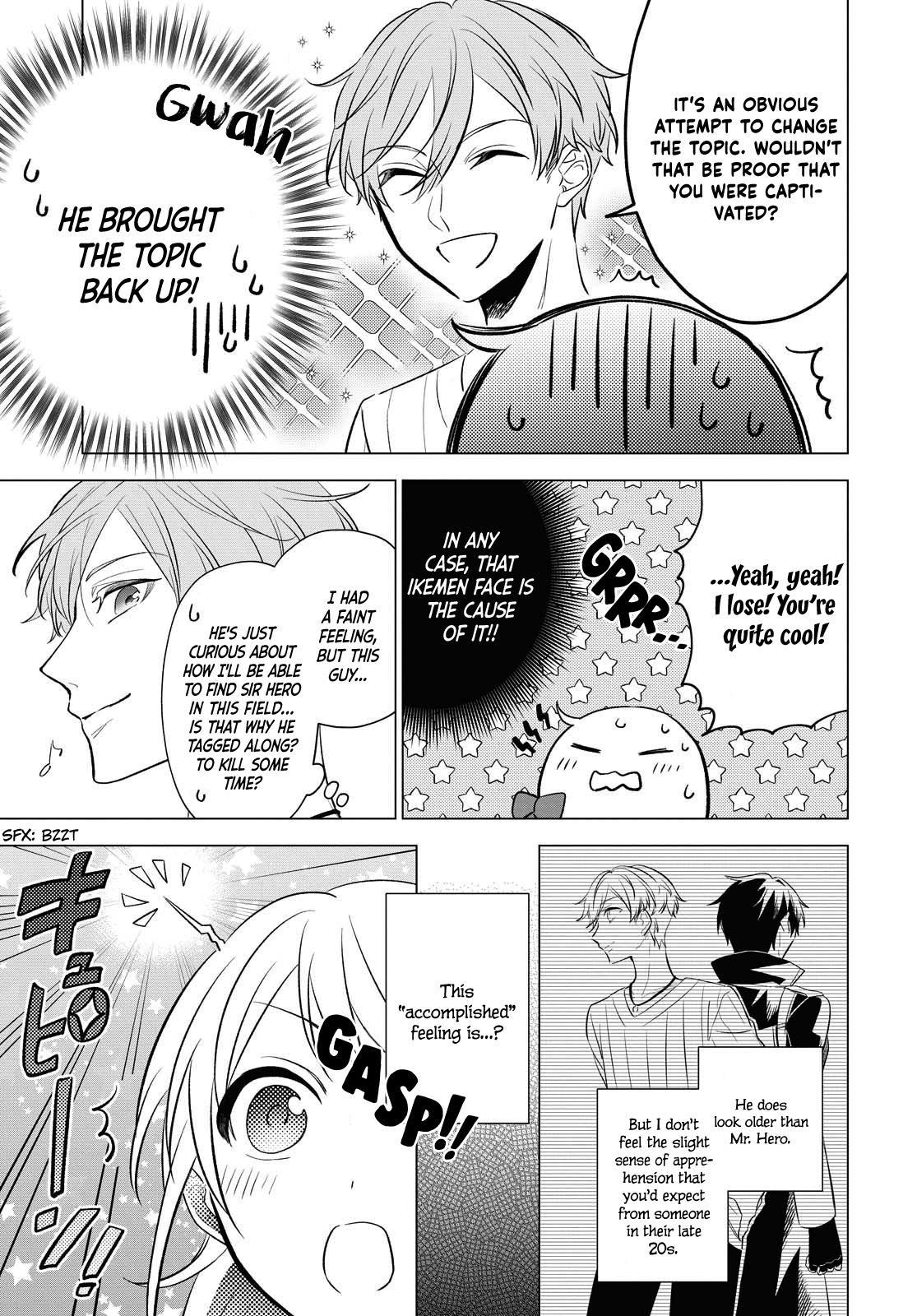 I Want To Become The Hero's Bride ( ̄∇ ̄)ゞ Chapter 9 page 20 - Mangakakalots.com