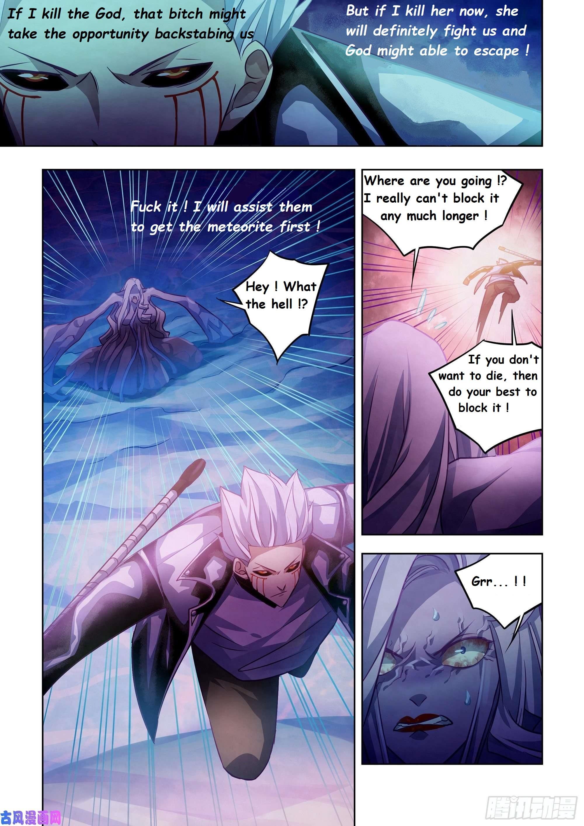 Moshi Fanren Chapter 374 page 9 - Mangakakalot