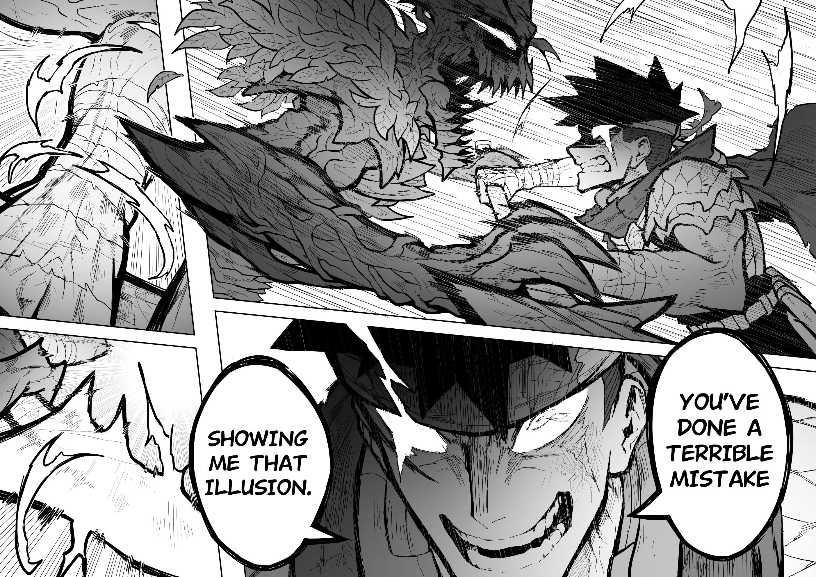Dragon Claw Vol.2 Chapter 8: Rotten To The Core page 9 - Mangakakalots.com